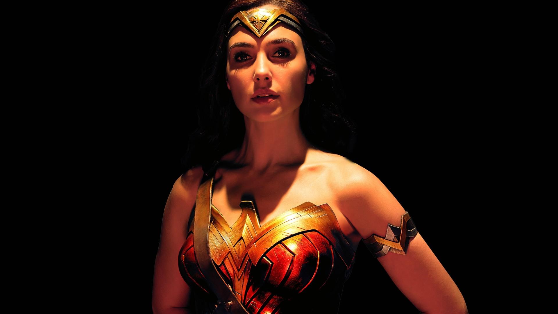 Wallpaper Justice League Wonder Woman Gal Gadot 4k Movies 15488
