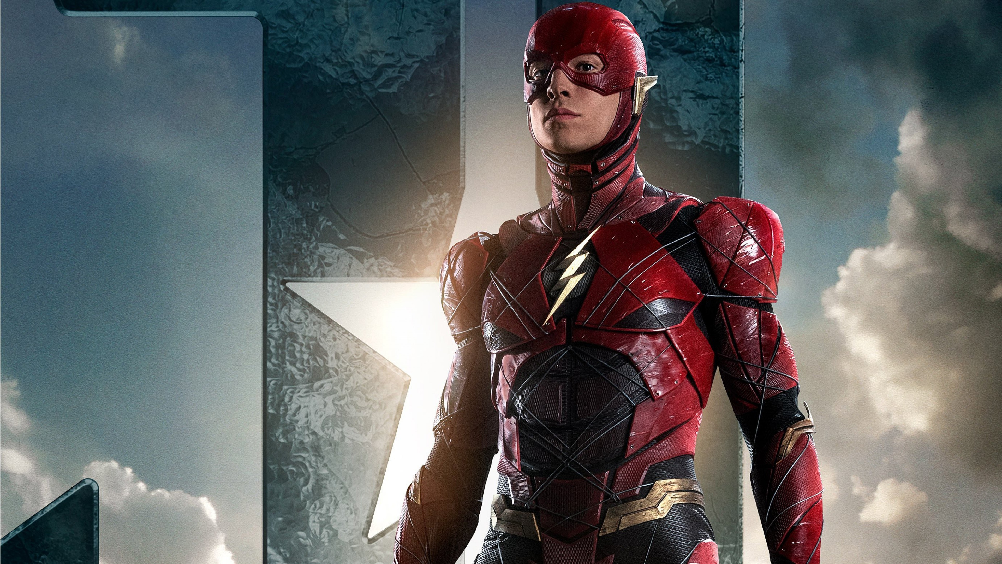 Wallpaper Justice League, The Flash, 4k, Movies #15016