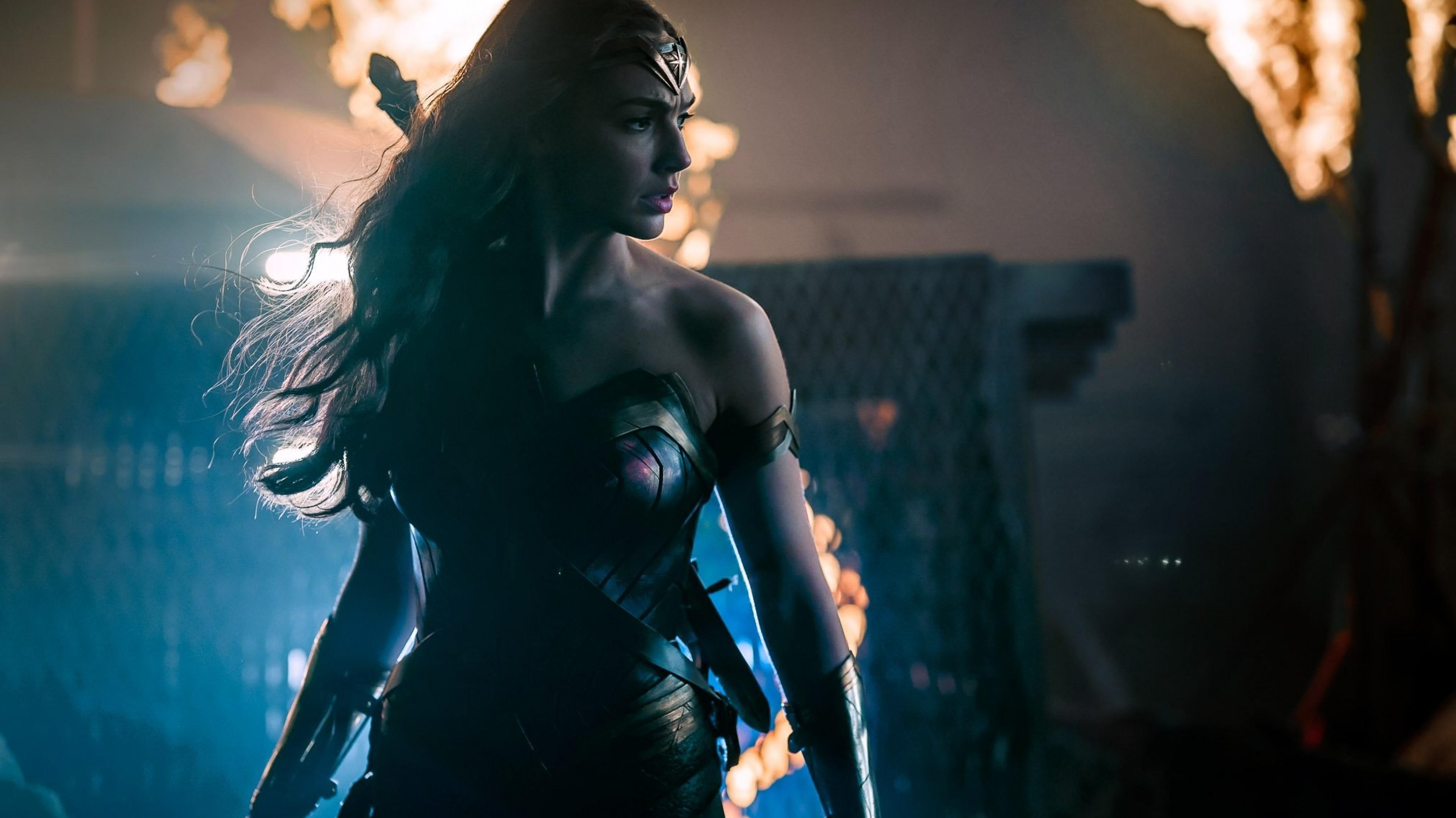 Wonder Woman Justice League 4k Fan Art Hd Movies 4k: Wallpaper Justice League, Wonder Woman, Gal Gadot, 4k