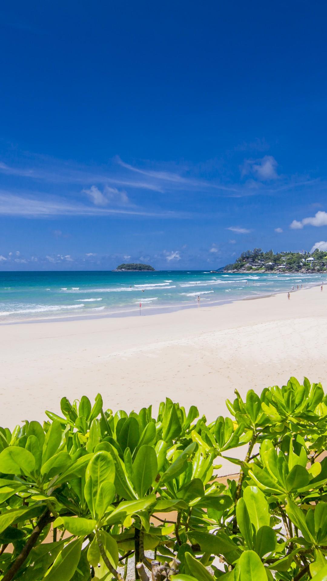 Wallpaper Kata Noi Beach, Karon, Thailand, Best beaches of ...