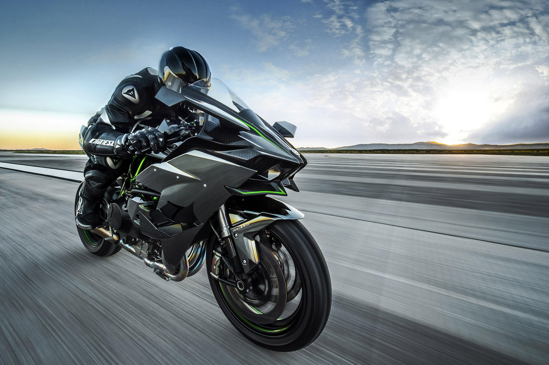 Wallpaper Kawasaki Ninja H2r Sport Bikes Best