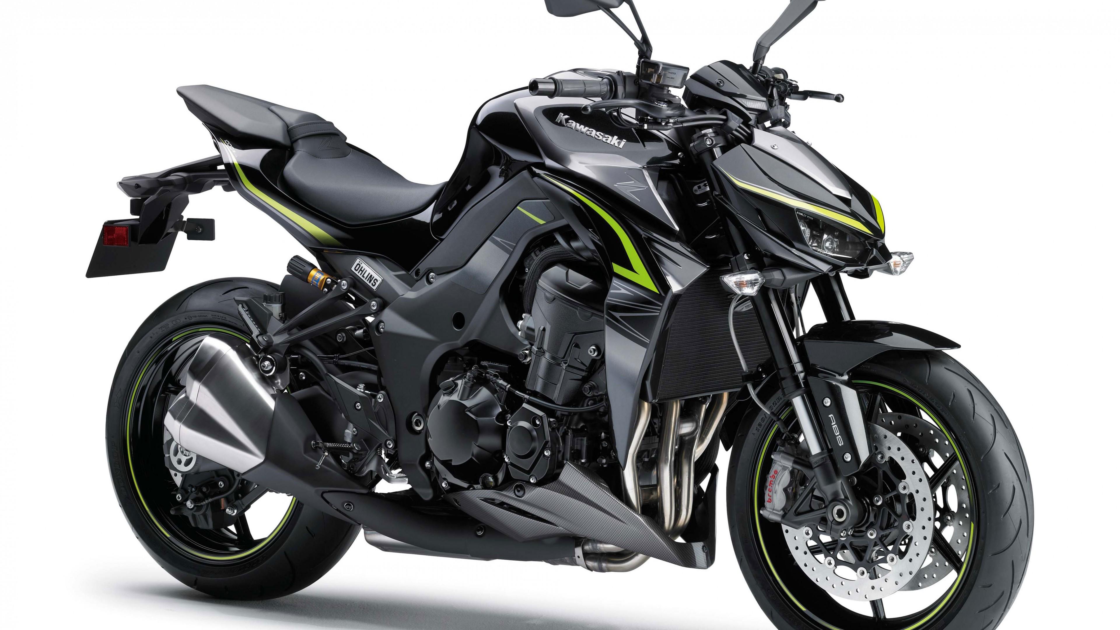 Wallpaper Kawasaki Z1000R, 2017 Bikes, 4k, Cars & Bikes #14753