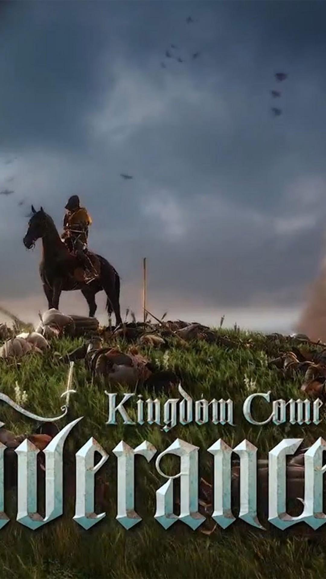 Wallpaper Kingdom Come Deliverance 4k E3 2017