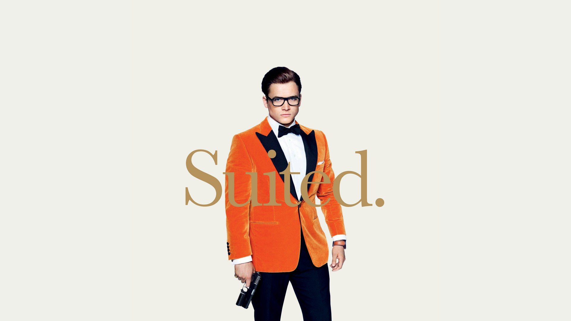 Kingsman The Golden Circle Wallpaper: Wallpaper Kingsman: The Golden Circle, Taron Egerton, 4k