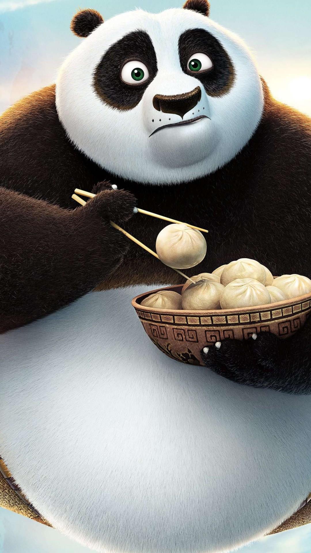 Wallpaper Kung Fu Panda 3, Best Animation Movies, cartoon ...