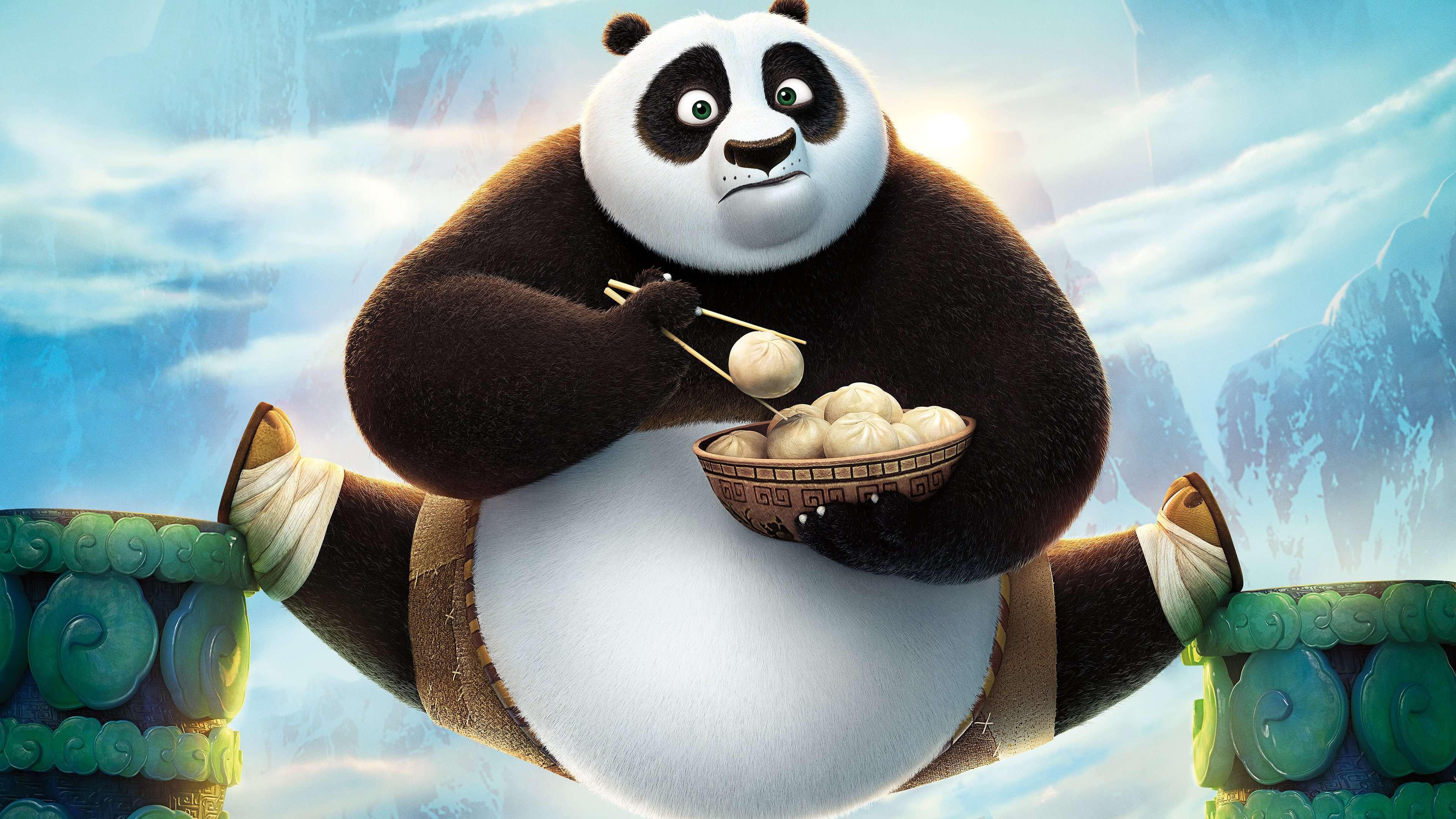 Wallpaper kung fu panda 3 best animation movies cartoon for Wallpaper home film