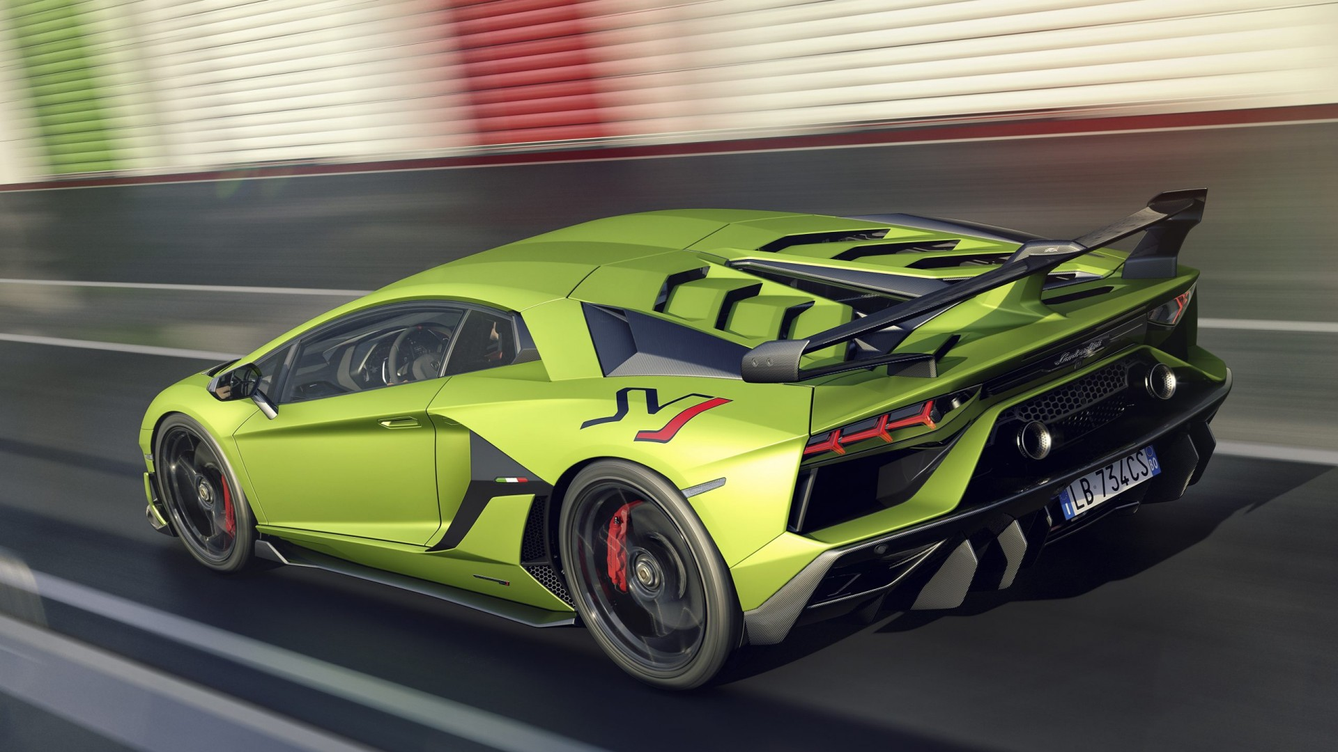 How Much Does A Lamborghini Veneno Cost >> Wallpaper Lamborghini Aventador SVJ, 2019 Cars, supercar, HD, Cars & Bikes #20241