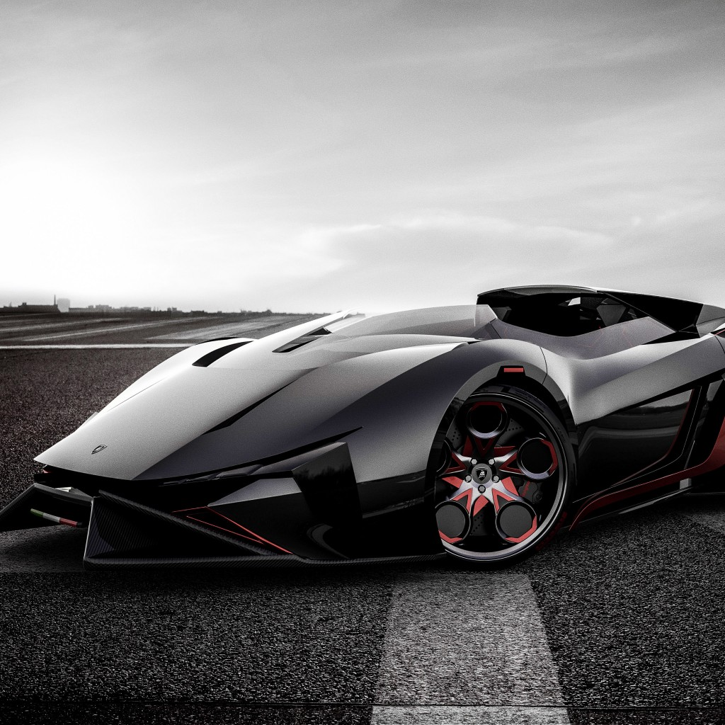 Wallpaper Lamborghini Diamante Electric Cars Concept