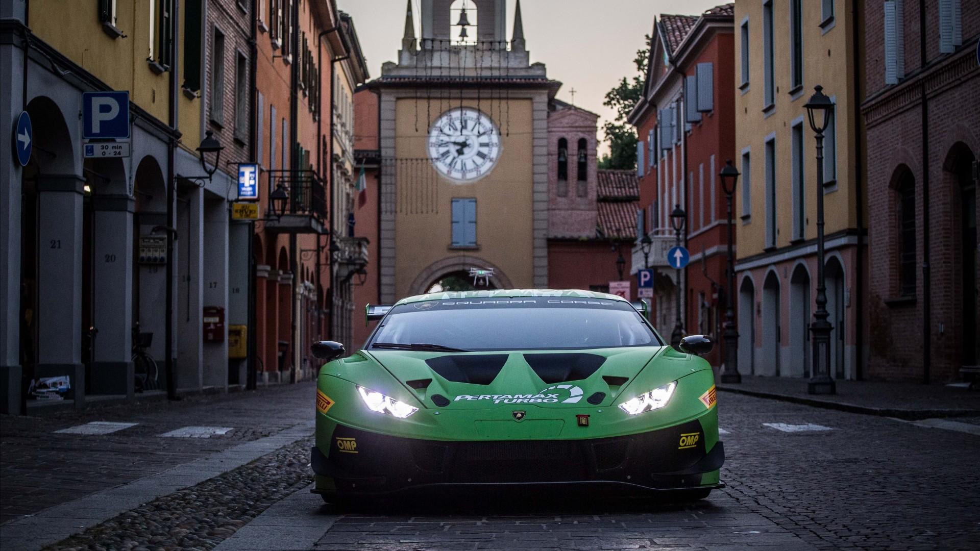 Wallpaper Lamborghini Huracan GT3 EVO, 2019 Cars, 4K, Cars ...