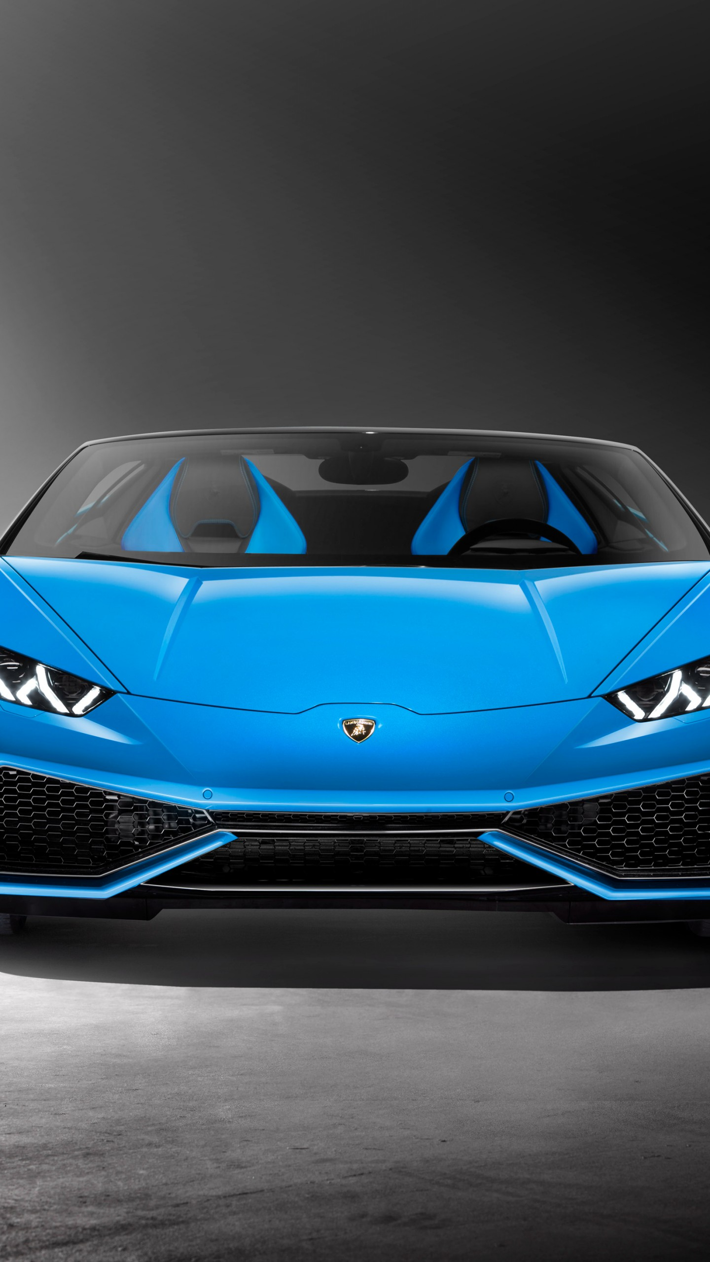 Wallpaper Lamborghini Huracan Lp610 4 Spyder Supercar