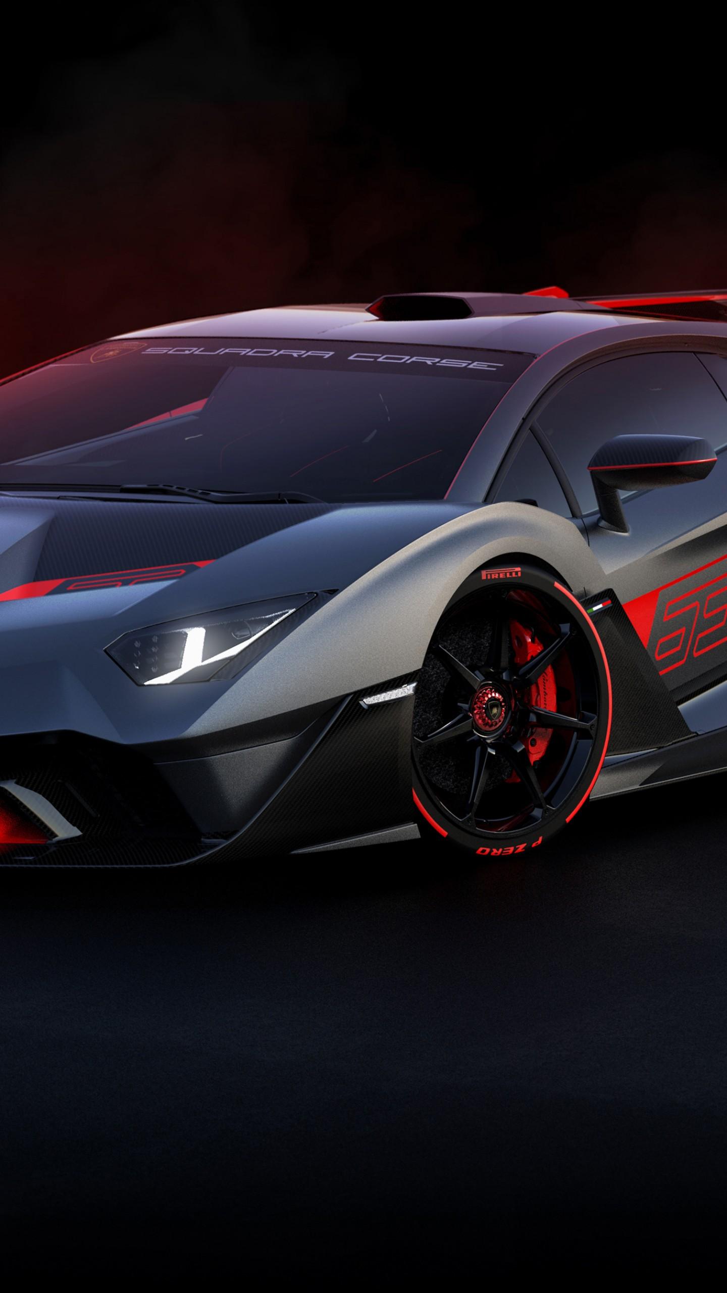 Wallpaper Lamborghini SC18, supercar, 2018 Cars, 4K, Cars