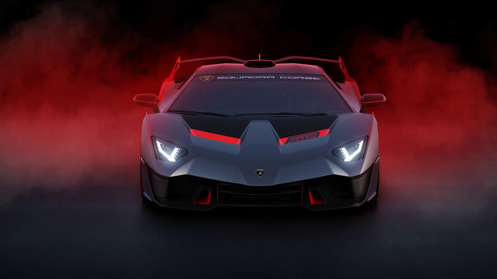 Wallpaper Lamborghini SC18, supercar, 2018 Cars, 4K, Cars ...