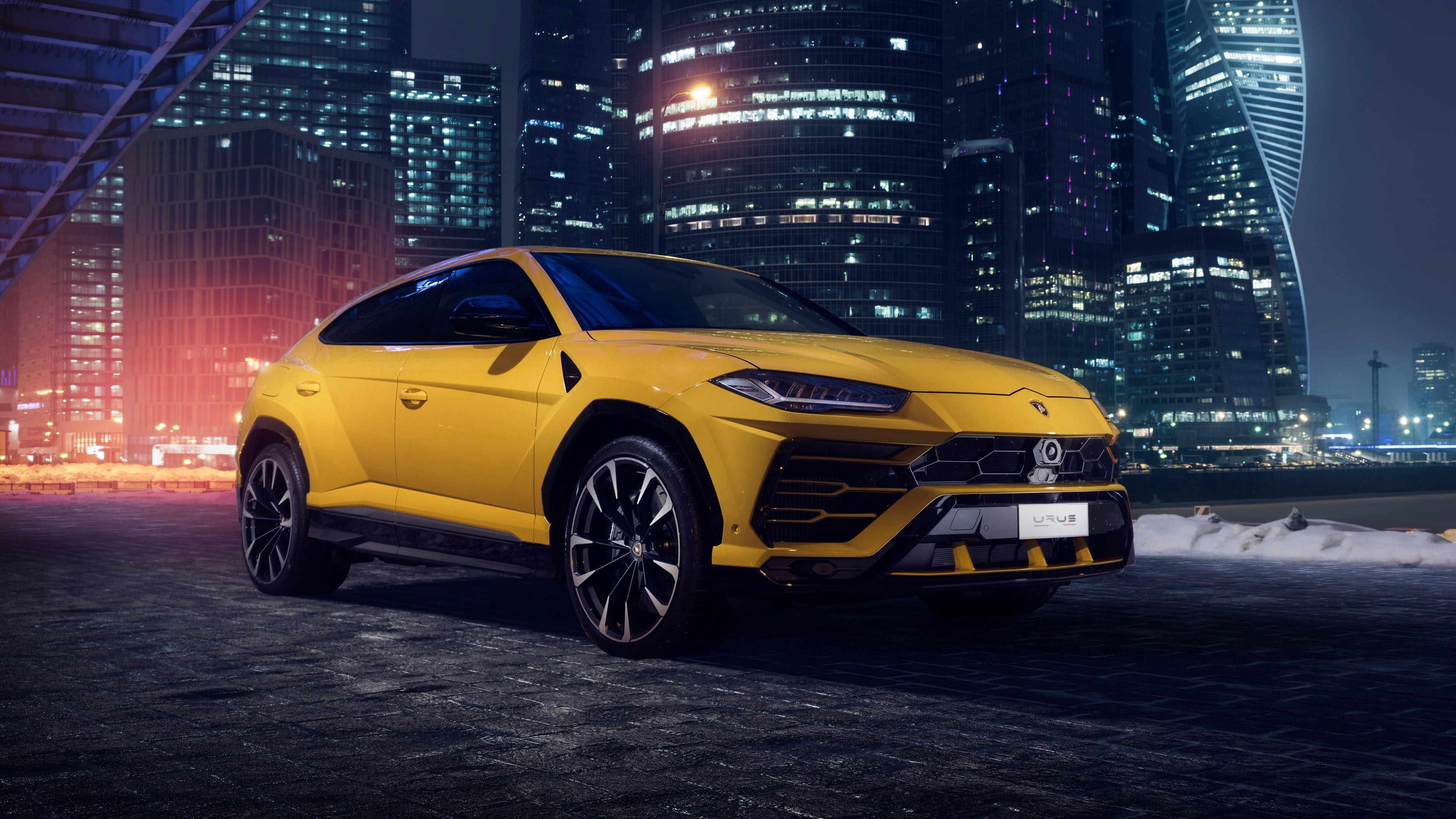 Wallpaper Lamborghini Urus, 2018 Cars, 4k, Cars  Bikes 18039