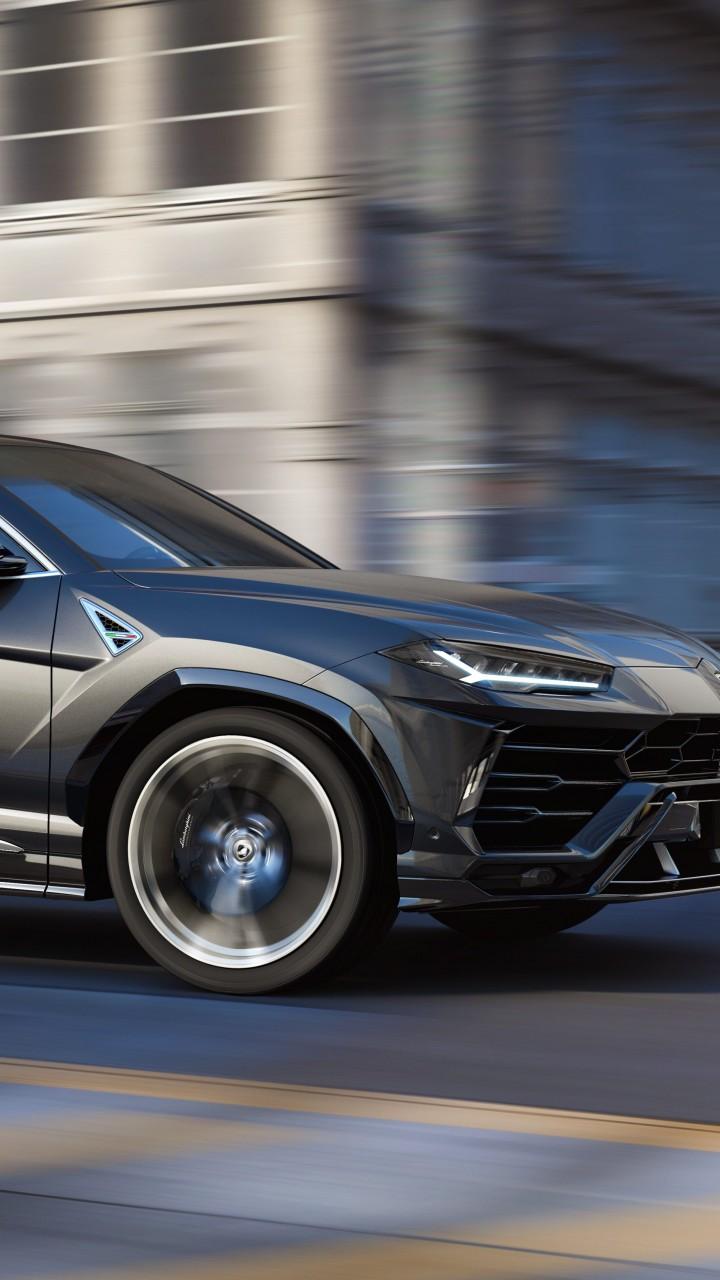 Lamborghini Racing Games >> Wallpaper Lamborghini Urus, 2018 Cars, 8k, Cars & Bikes #16859