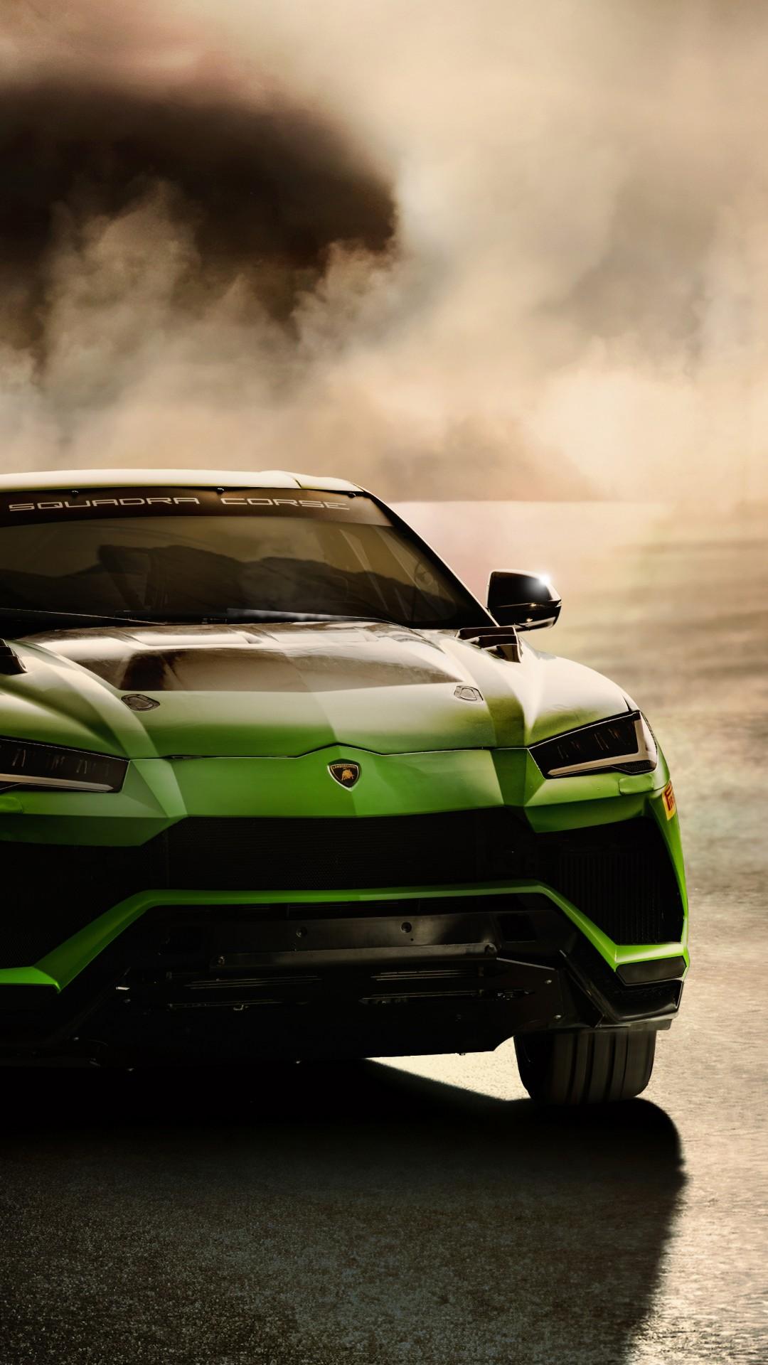 Wallpaper Lamborghini Urus St X Suv Supercar 5k Cars
