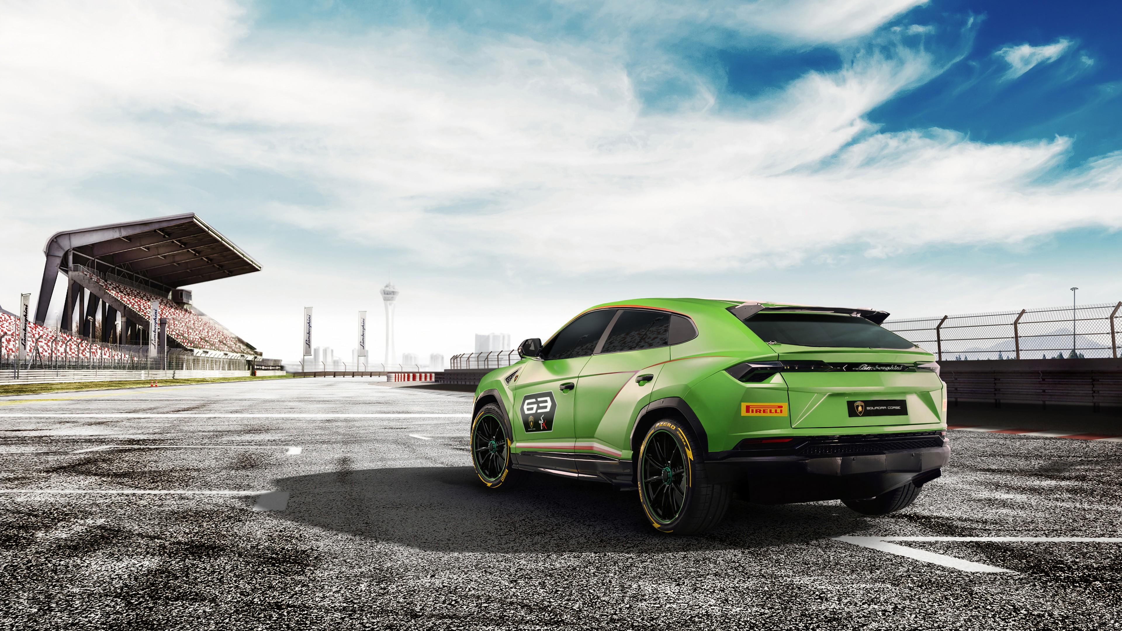 Wallpaper Lamborghini Urus St X Suv Supercar 4k Cars Bikes