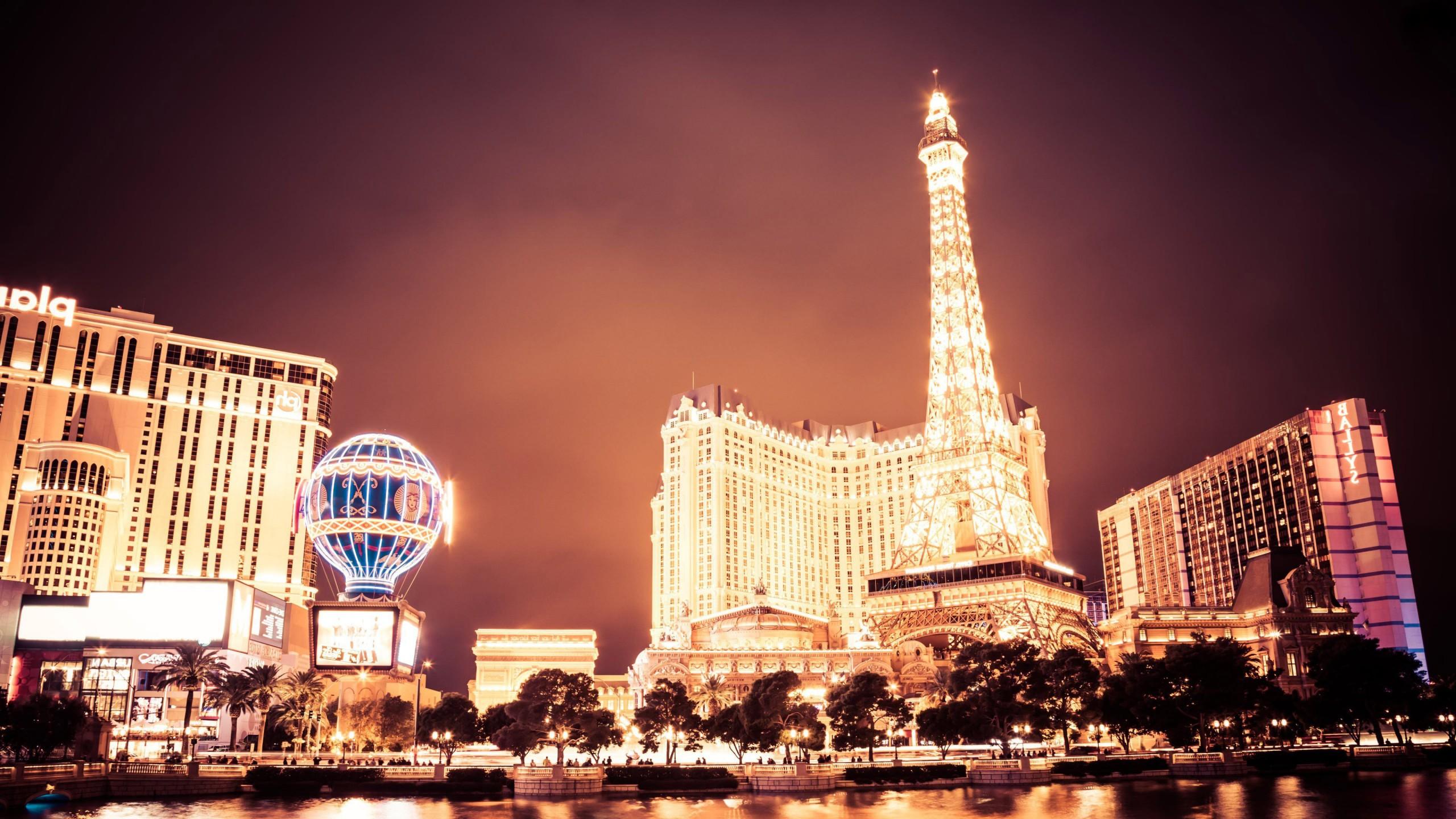 Wallpaper Las Vegas Usa Night Travel Tourism Architecture 5390