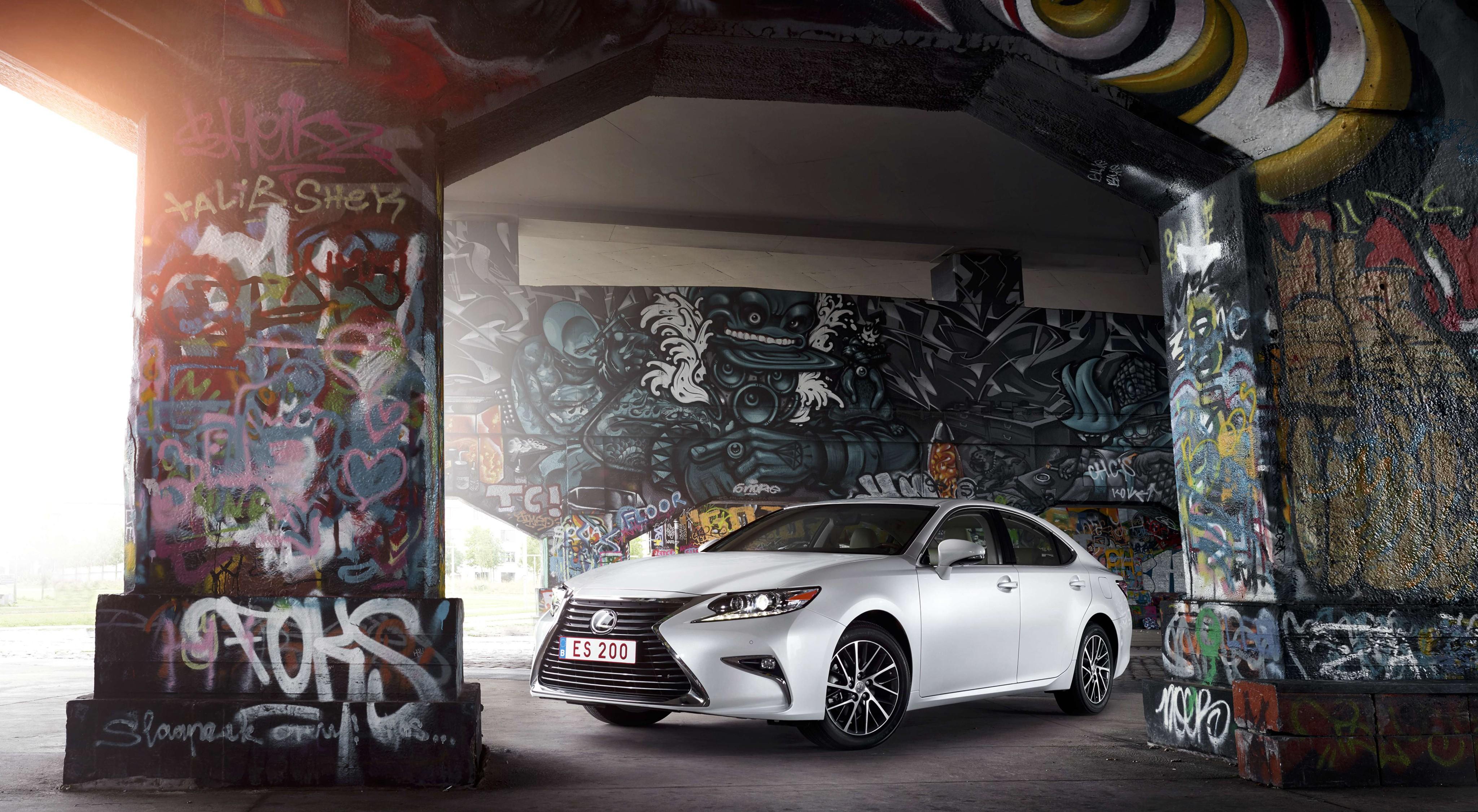 Wallpaper Lexus ES 200, Business, Sedan, Lexus Sedans Days