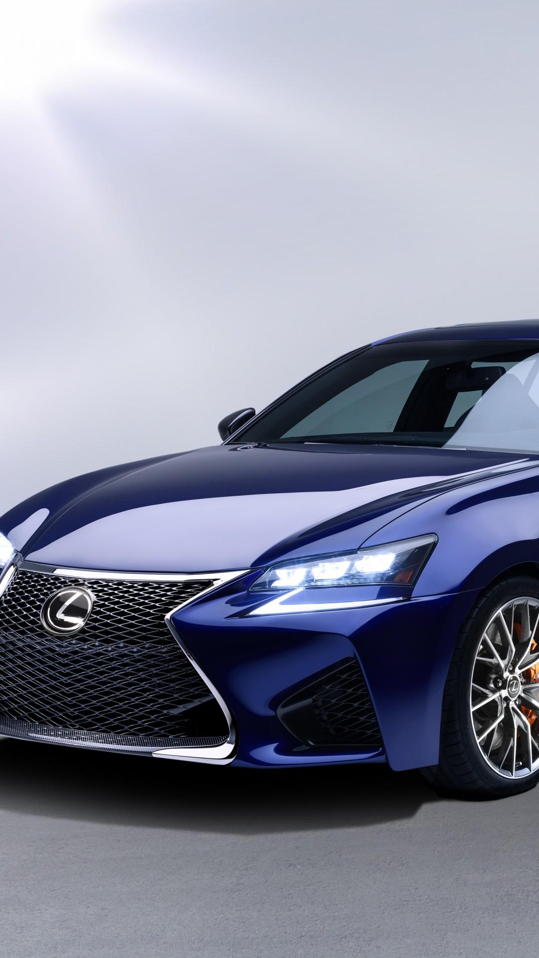 Wallpaper Lexus Gs F Supercar Interior Luxury Cars
