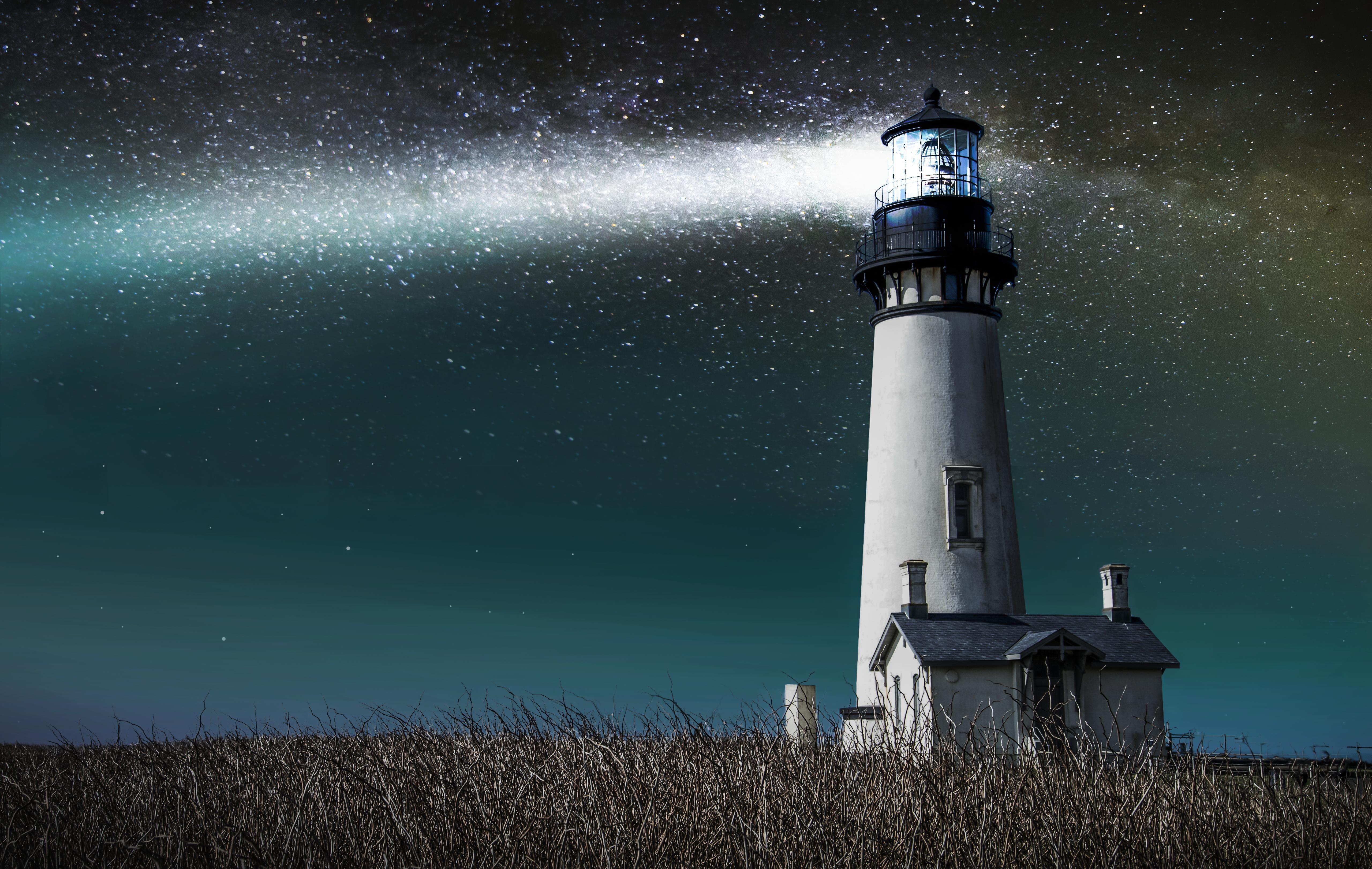 Lighthouse Wallpaper, Nature / Meadows: Lighthouse ...