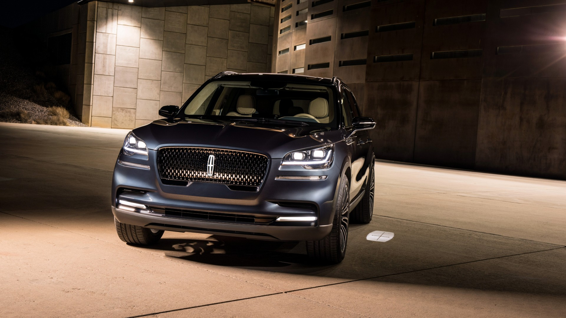 Wallpaper Lincoln Aviator, SUV, 2019 Cars, electric car ...