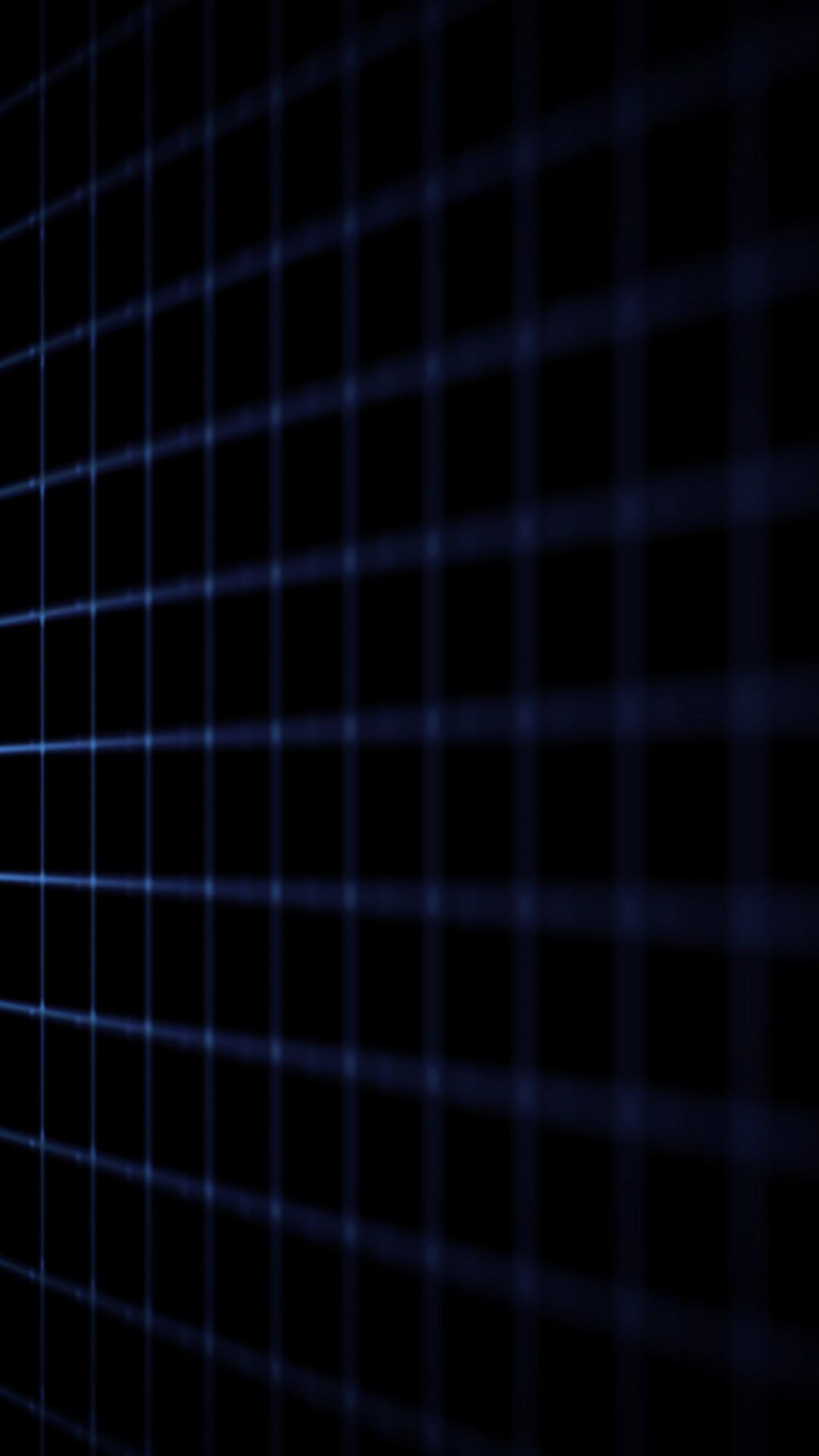 Wallpaper Lines Grid Black 4k Abstract 15168