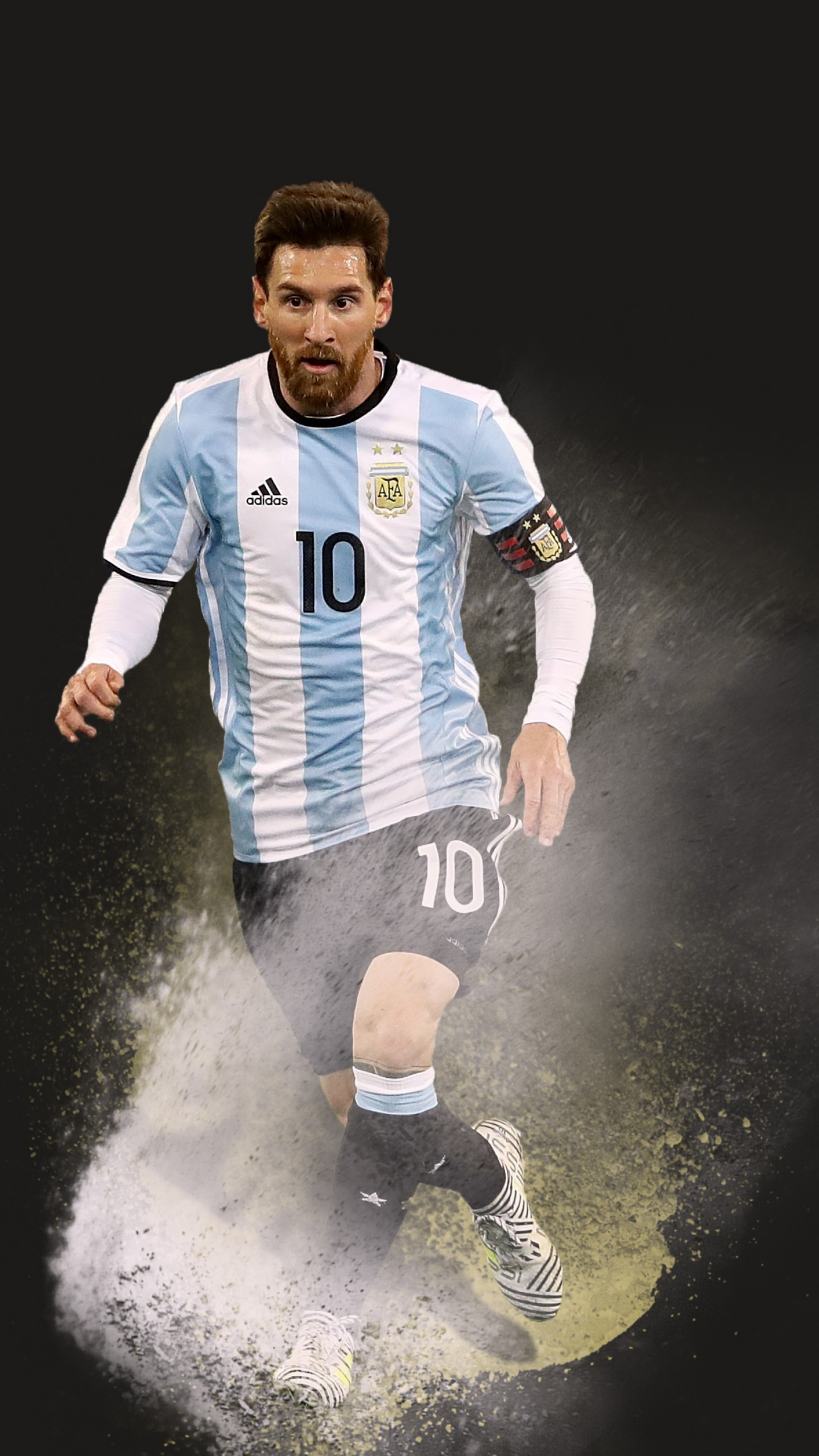 Wallpaper Lionel Messi Soccer Football 4k Sport 16301