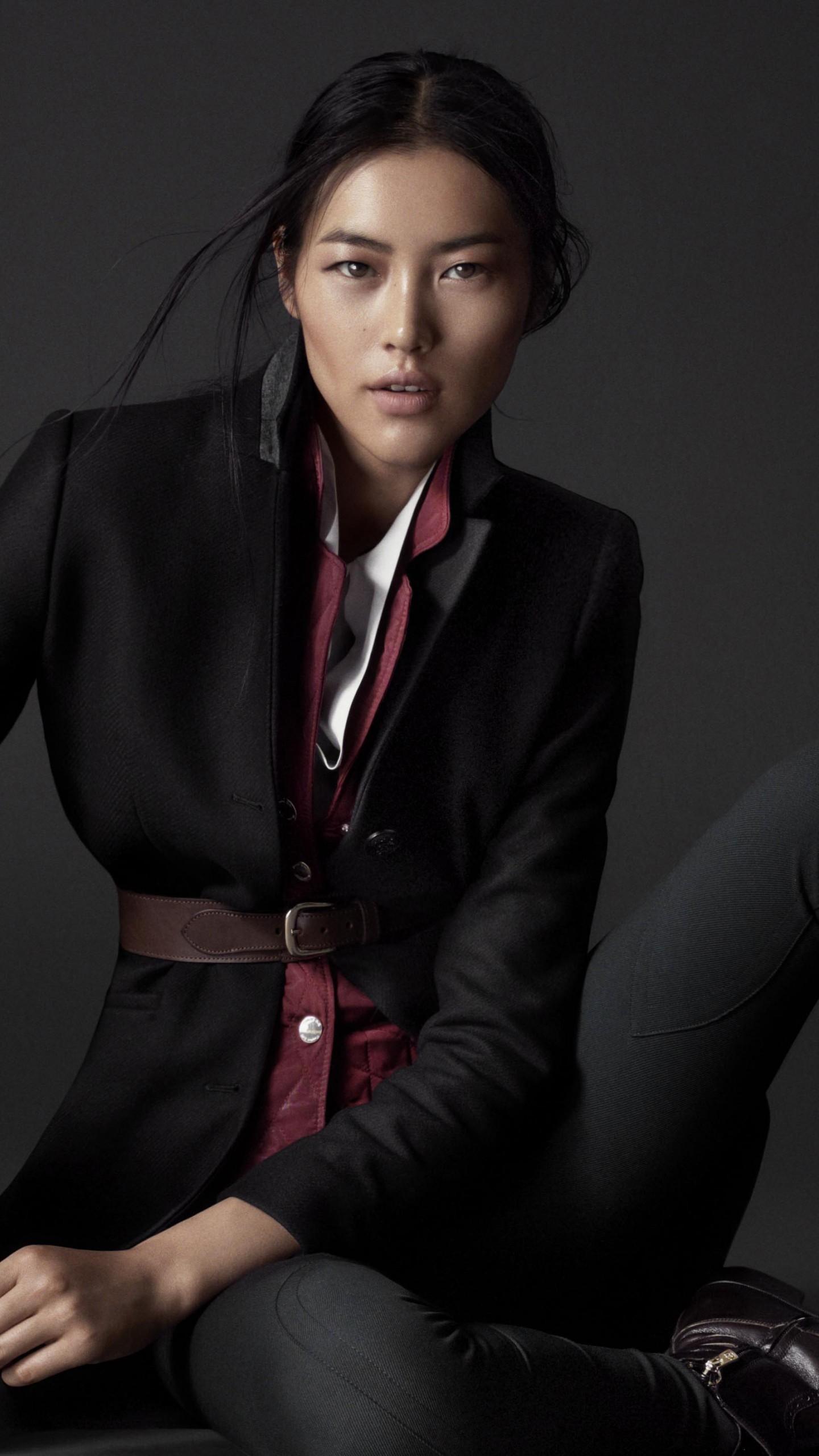 Wallpaper Liu Wen Top Fashion Models 2015 Model