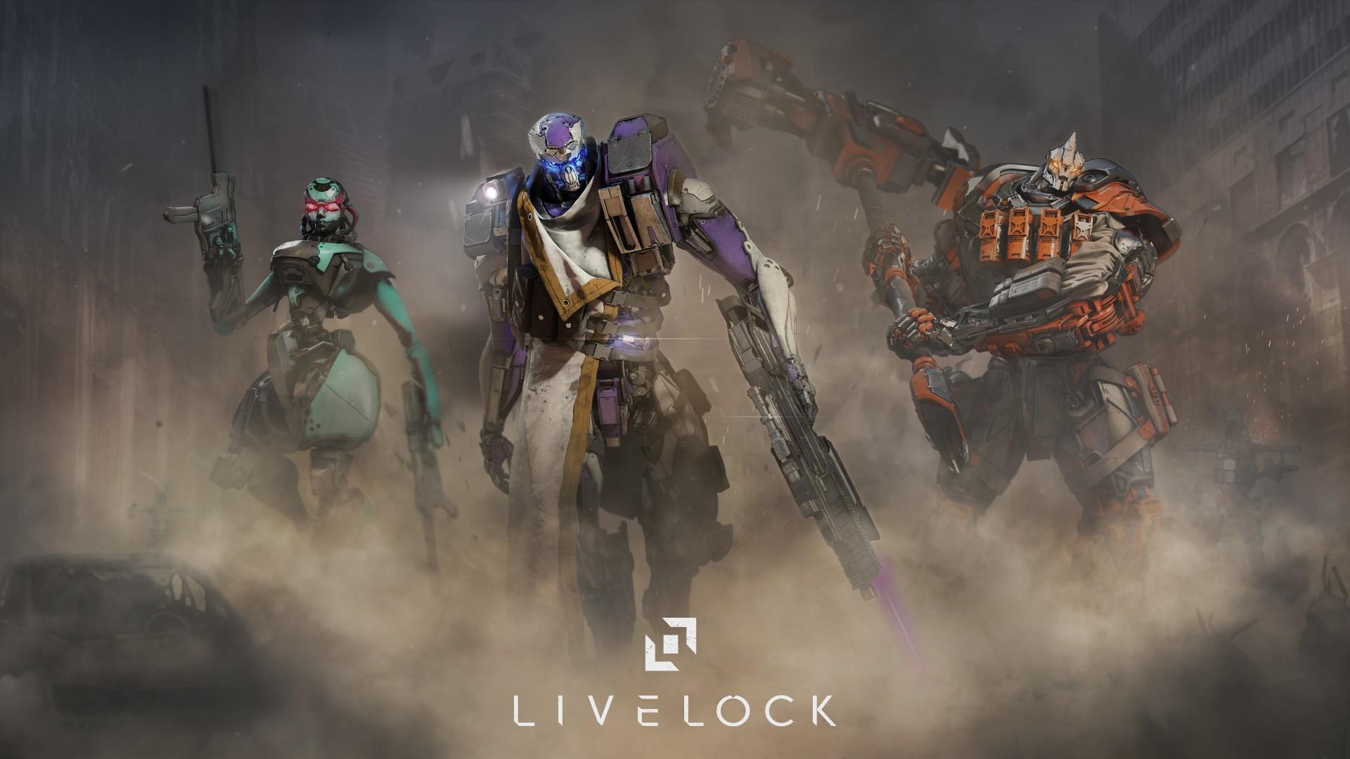 Wallpaper Livelock Giant Shooter Best Games Games 11717