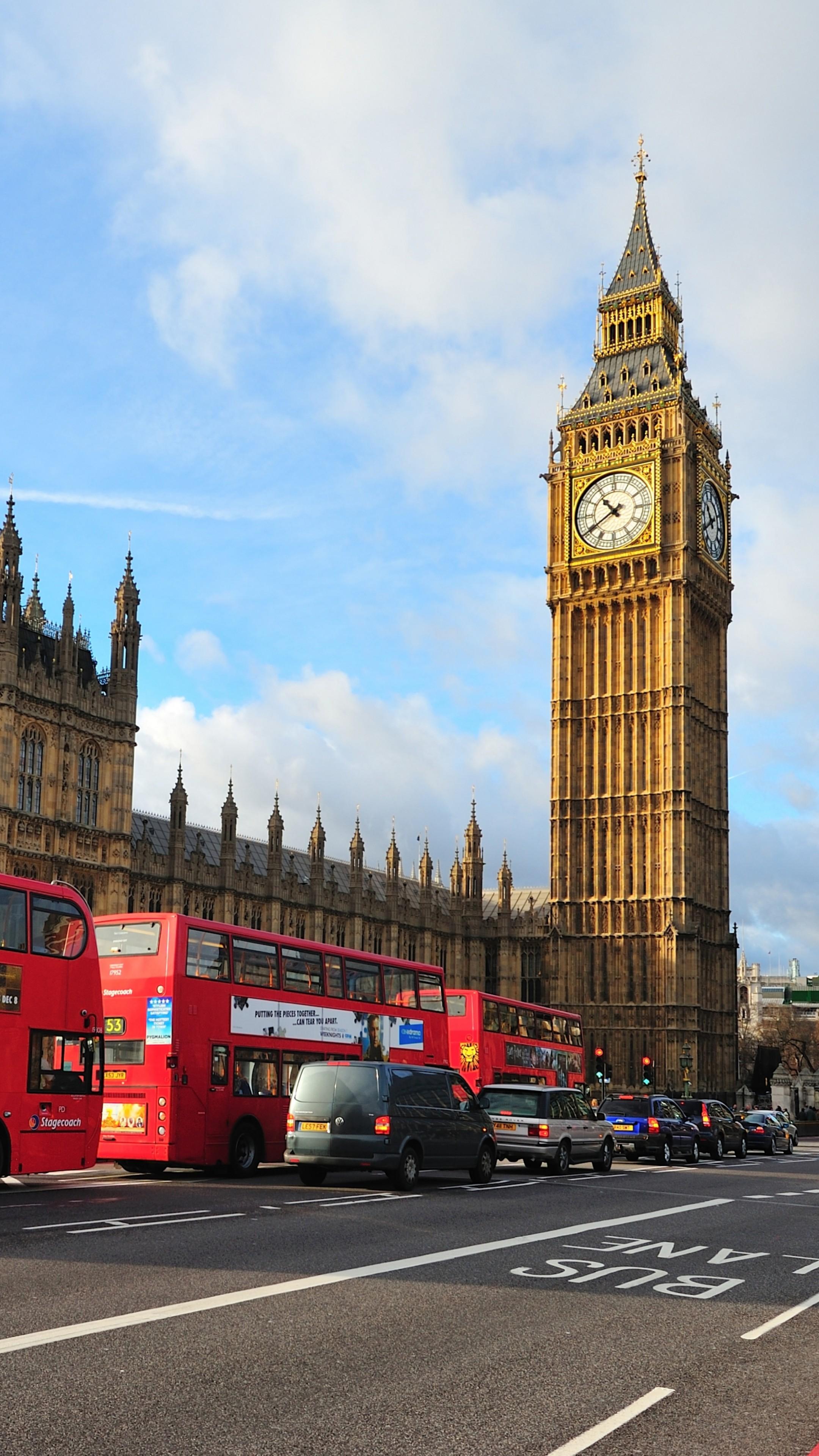 Wallpaper London, England, Big Ben, Westminster Abbey