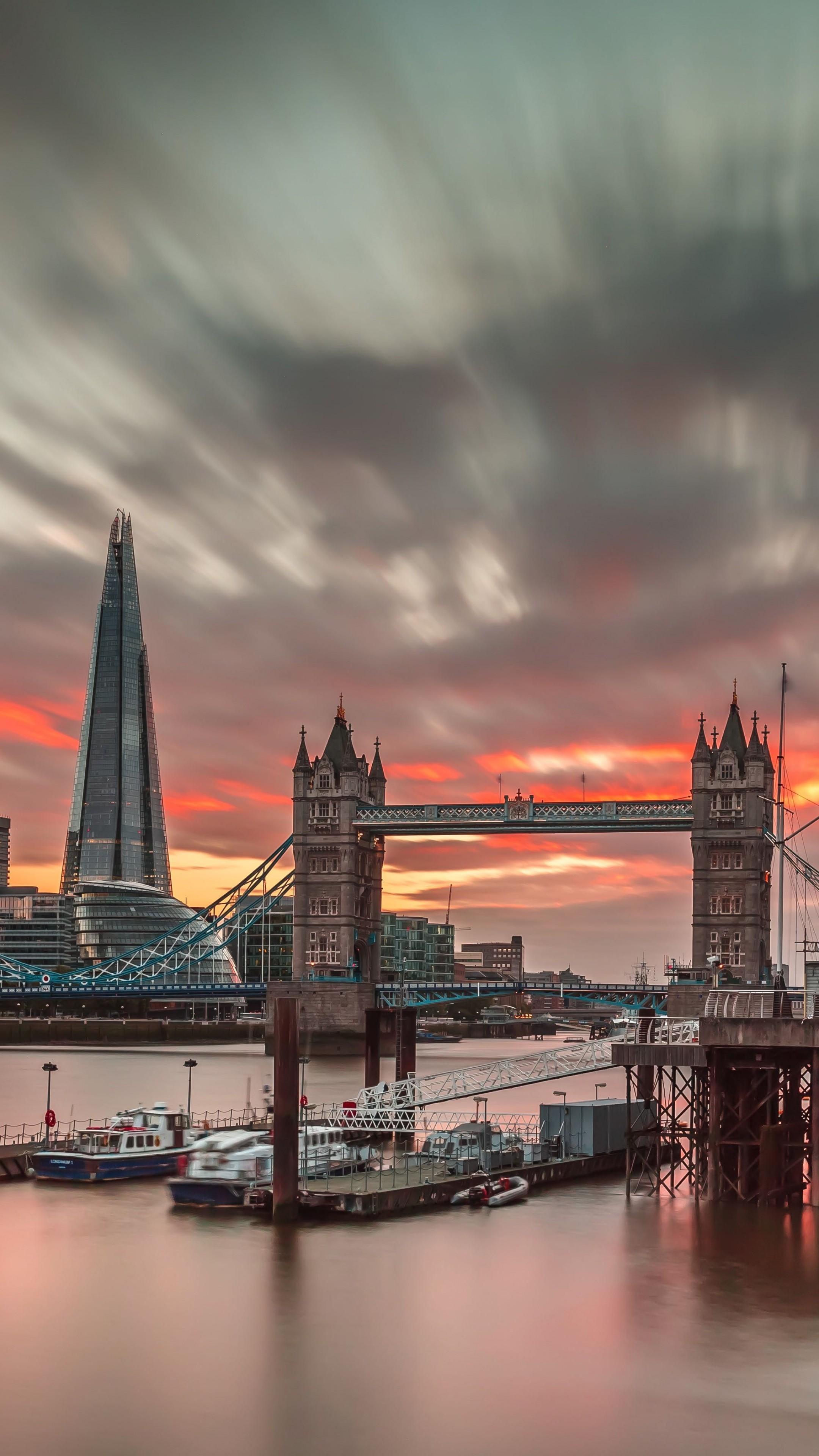 Wallpaper London England Europe Travel Tourism Sunset Architecture 6551