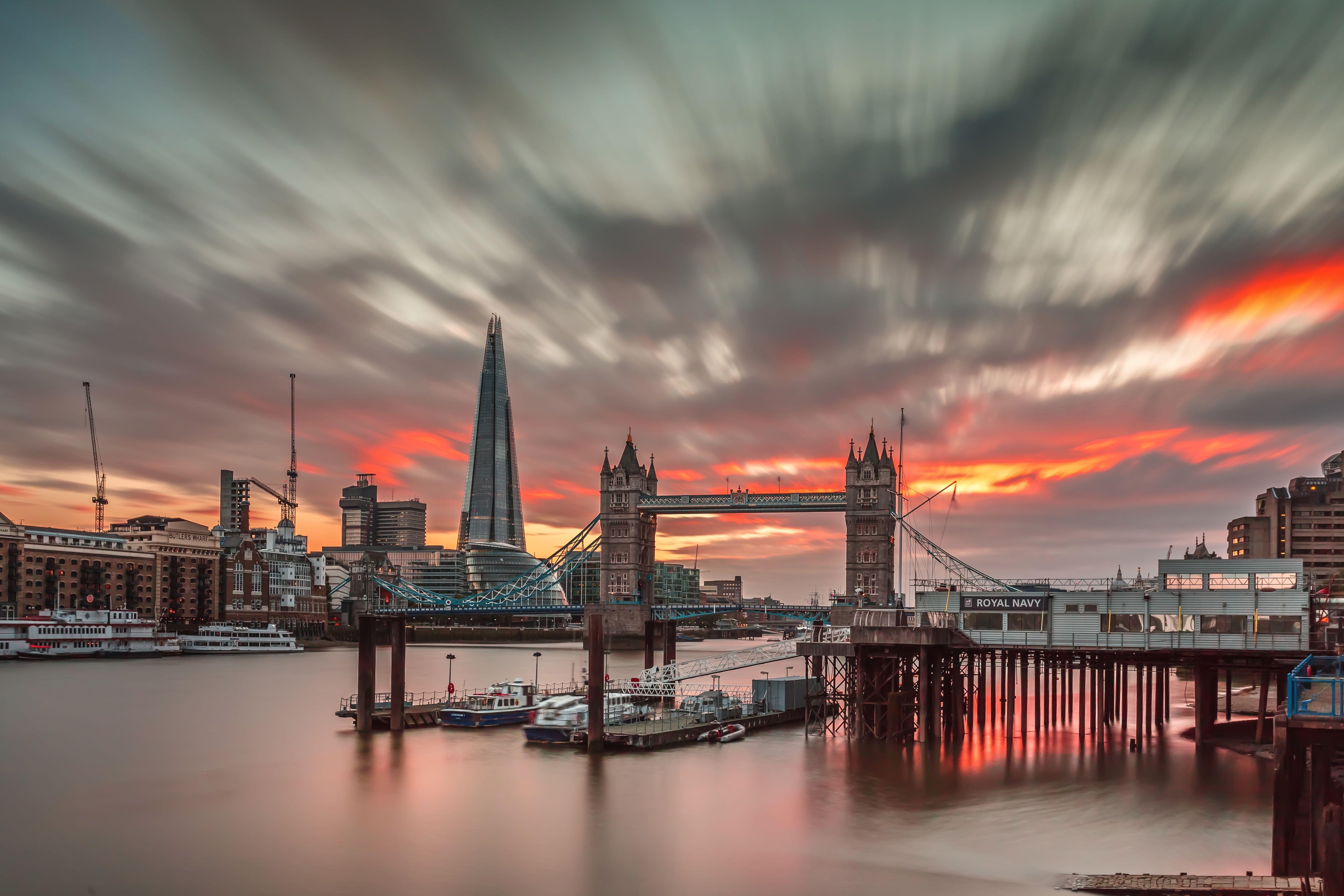 wallpaper london, england, europe, travel, tourism, sunset