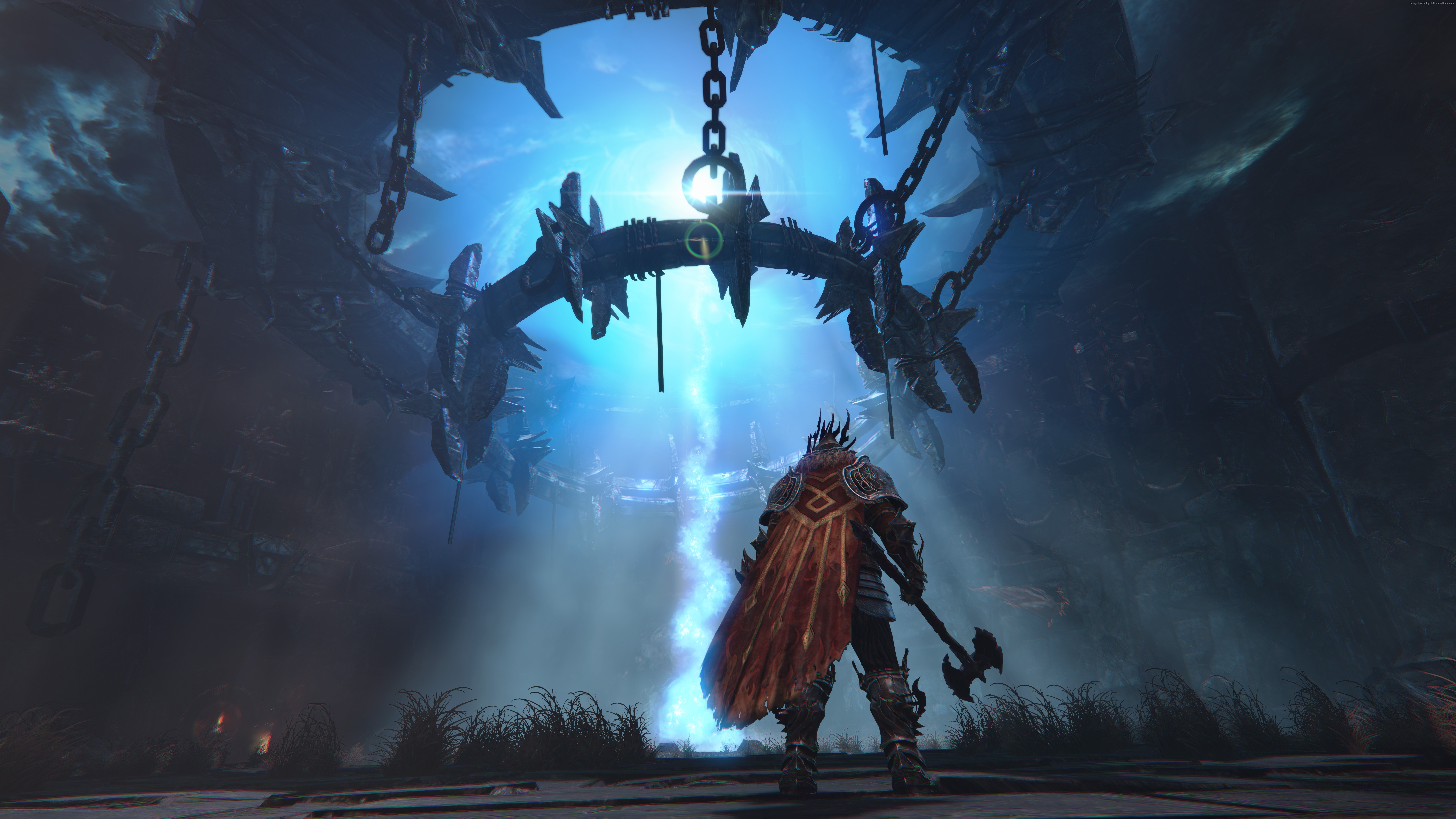 Wallpaper Lords of the Fallen, game, fantasy, warrior ...