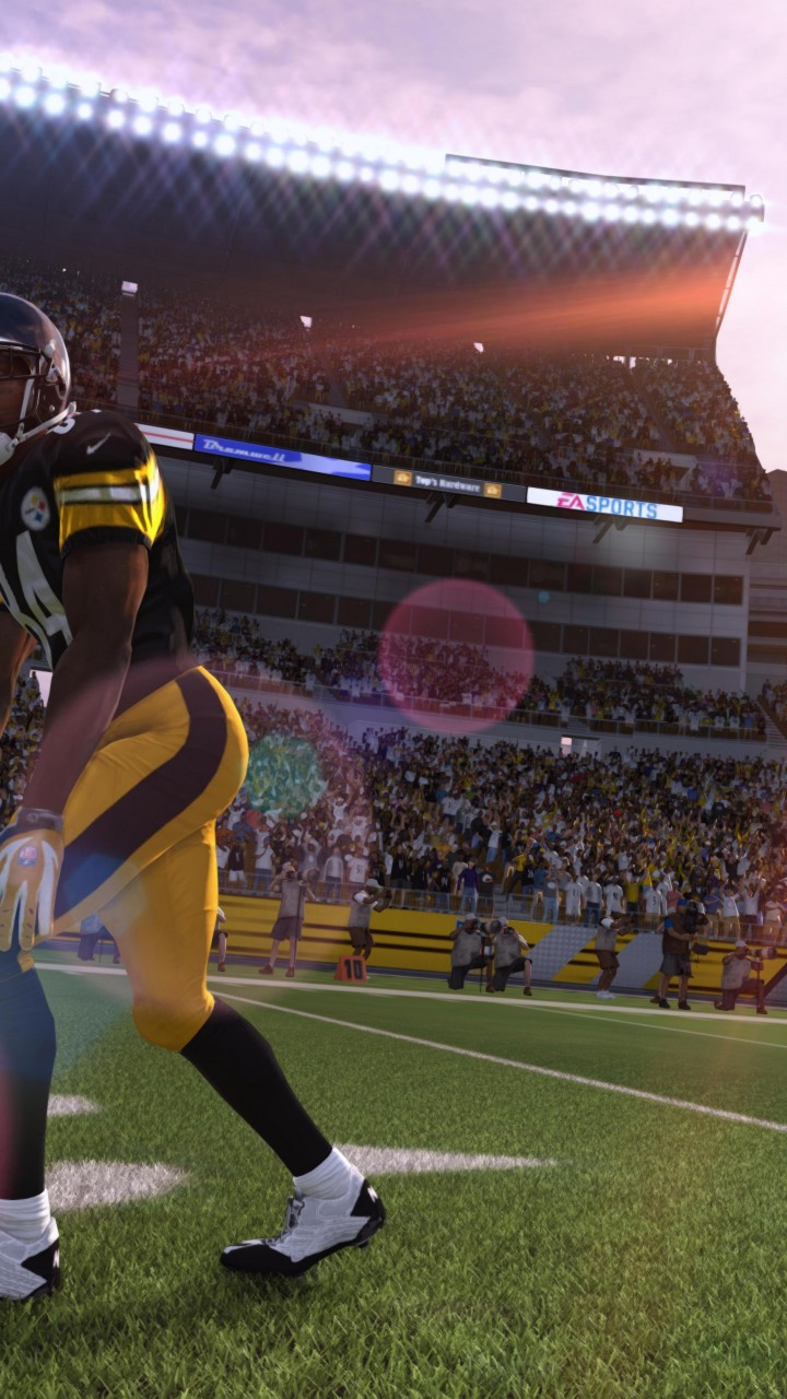 Wallpaper Madden Nfl 15 American Football Sports Game