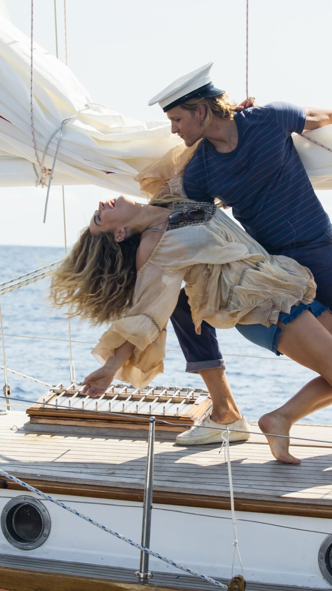 Wallpaper Mamma Mia! H...
