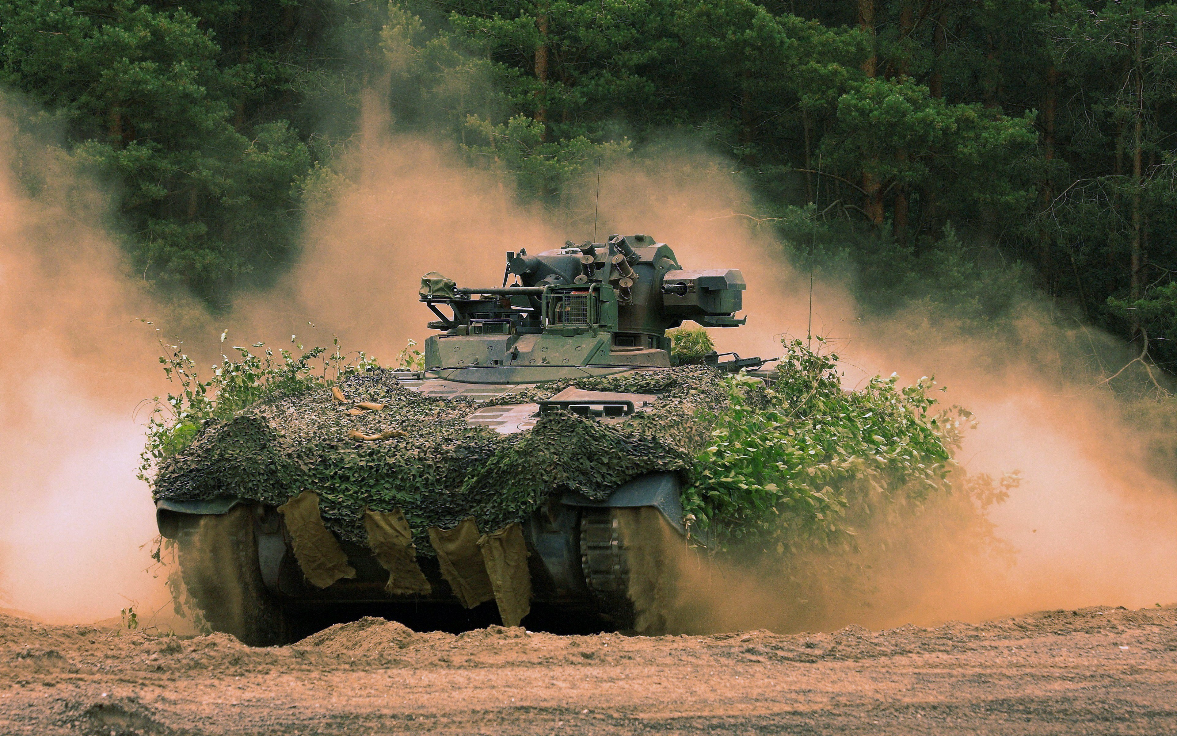 Wallpaper Marder A5a1 Ifv Bundeswehr Infantry Fighting