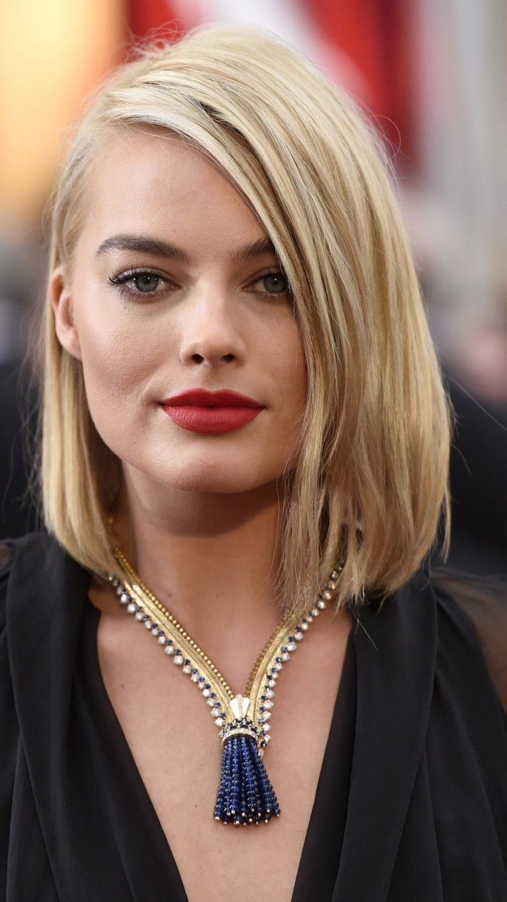 Wallpaper Margot Robbie, Most Popular Celebs, Actress