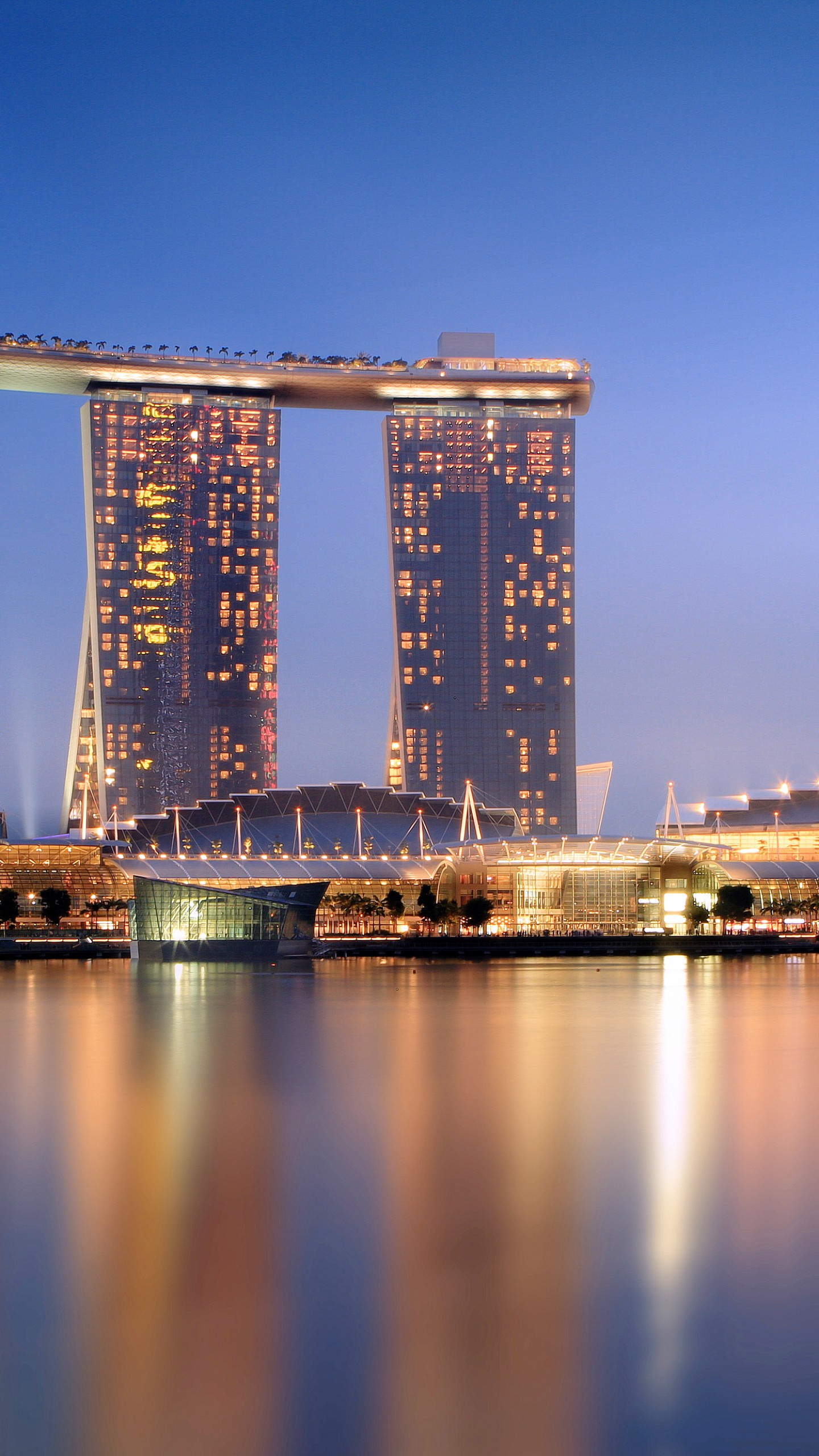 Wallpaper Marina Bay Sands Hotel Travel Booking Pool Casino Singapore Architecture 335