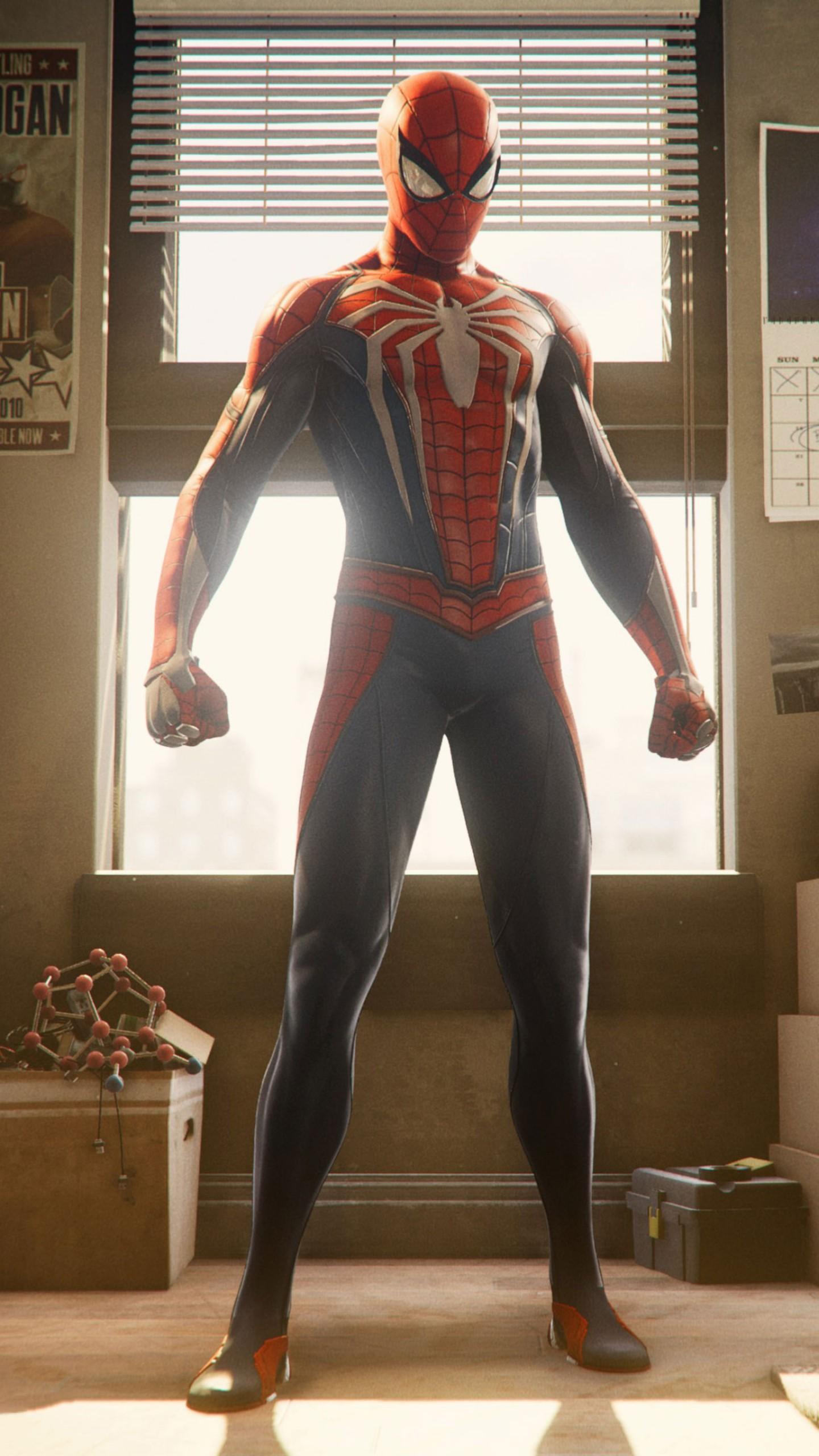 Spiderman Wallpaper Game