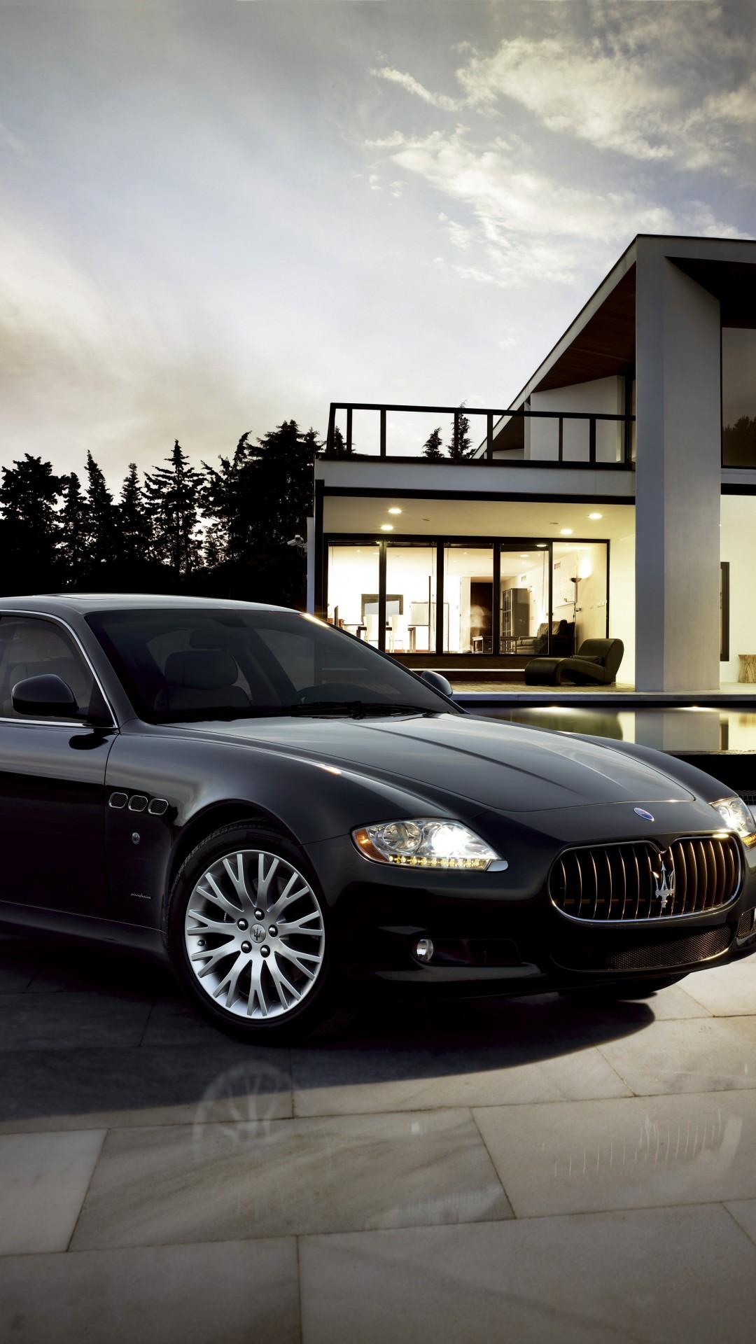 Wallpaper Maserati Quattroporte, supercar, luxury cars ...