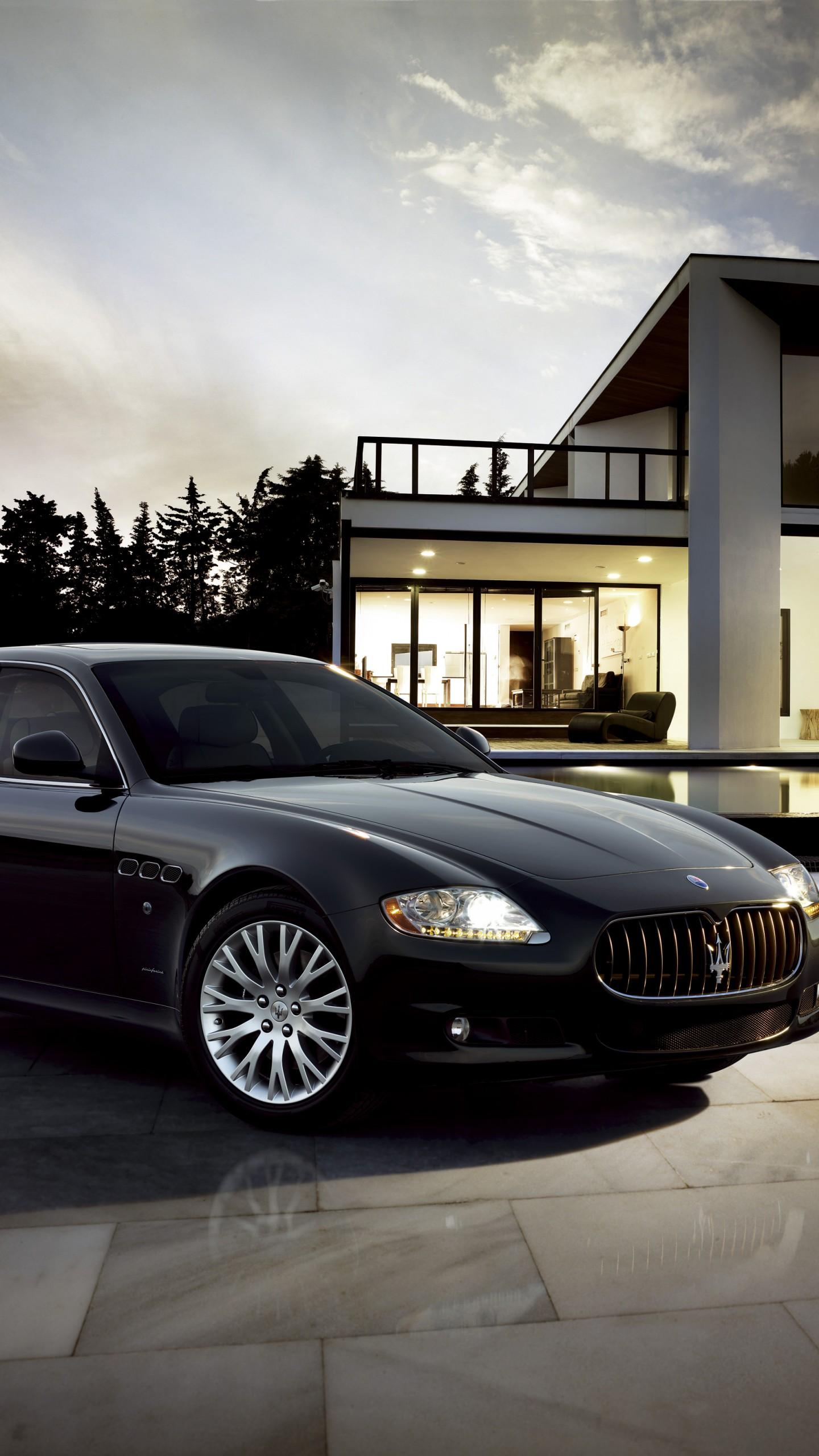Wallpaper Maserati Quattroporte, supercar, luxury cars ...