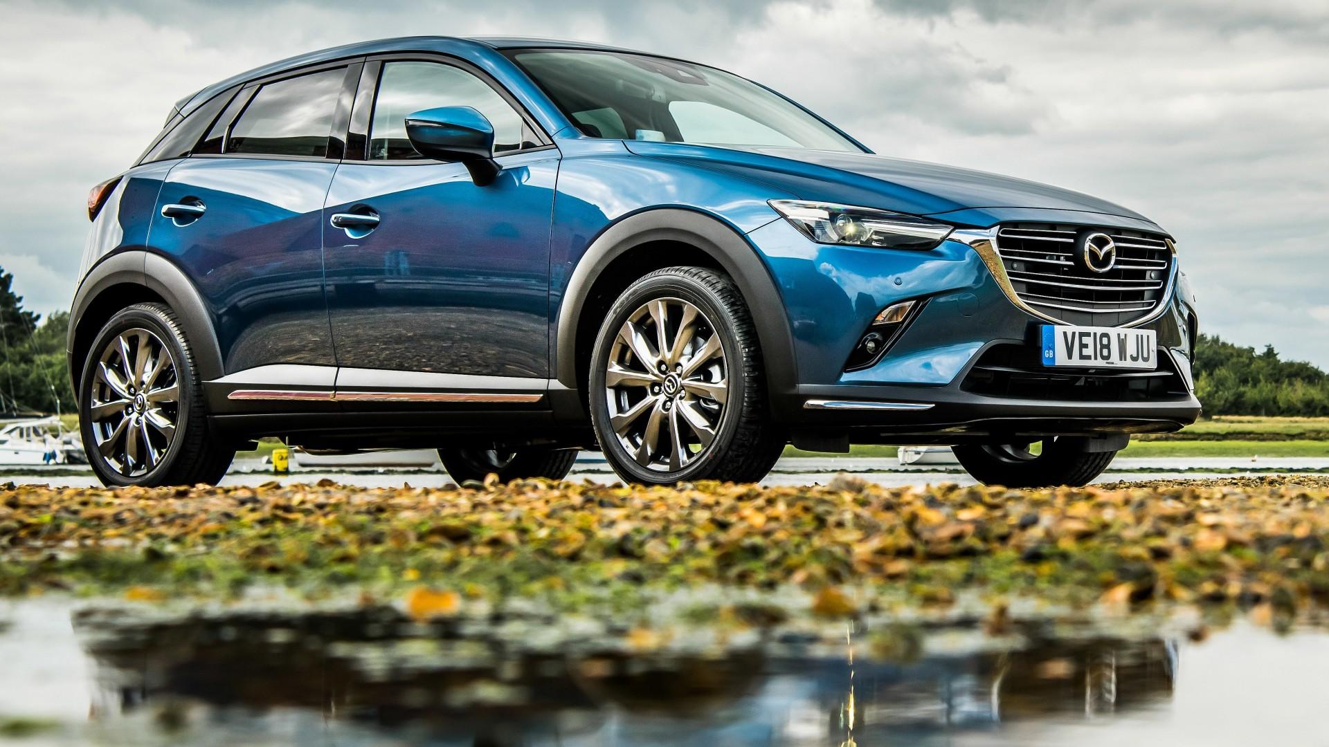 Wallpaper Mazda CX-3, 2019 Cars, SUV, crossover, 4K, Cars ...