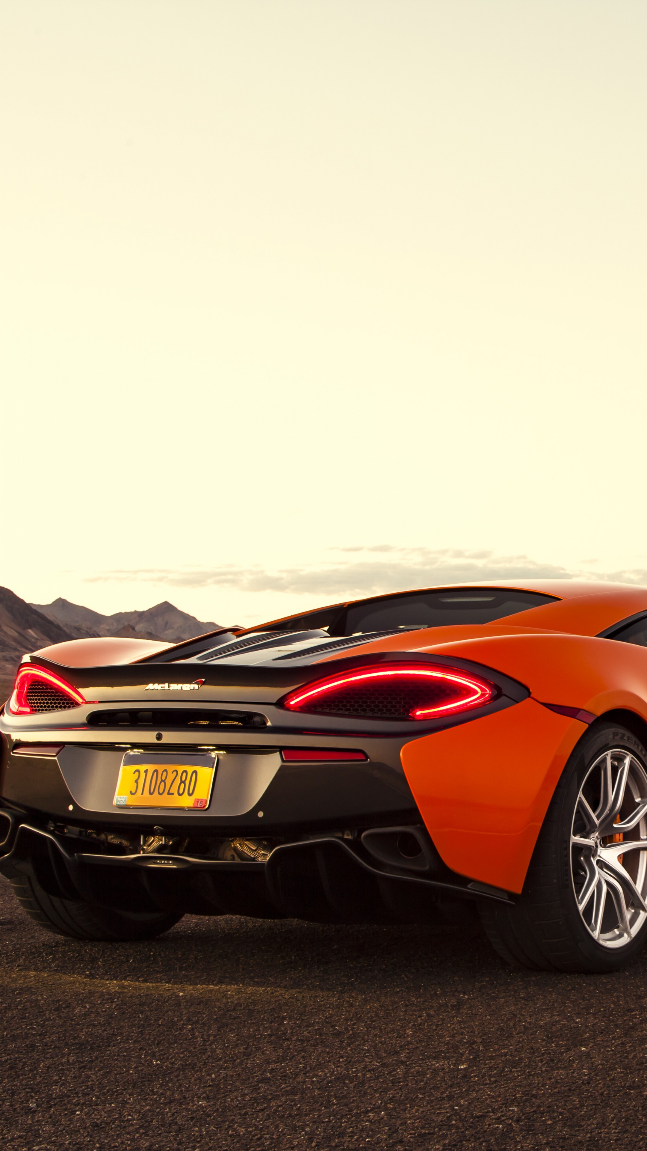 mclaren 570s mso 2160x3840 sport series orange 7467