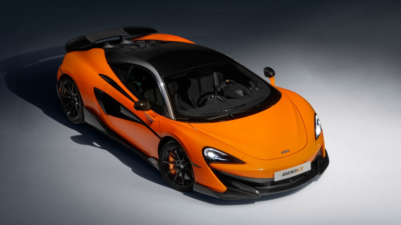 Wallpaper Mclaren 600lt Supercar 2019 Cars 4k Cars