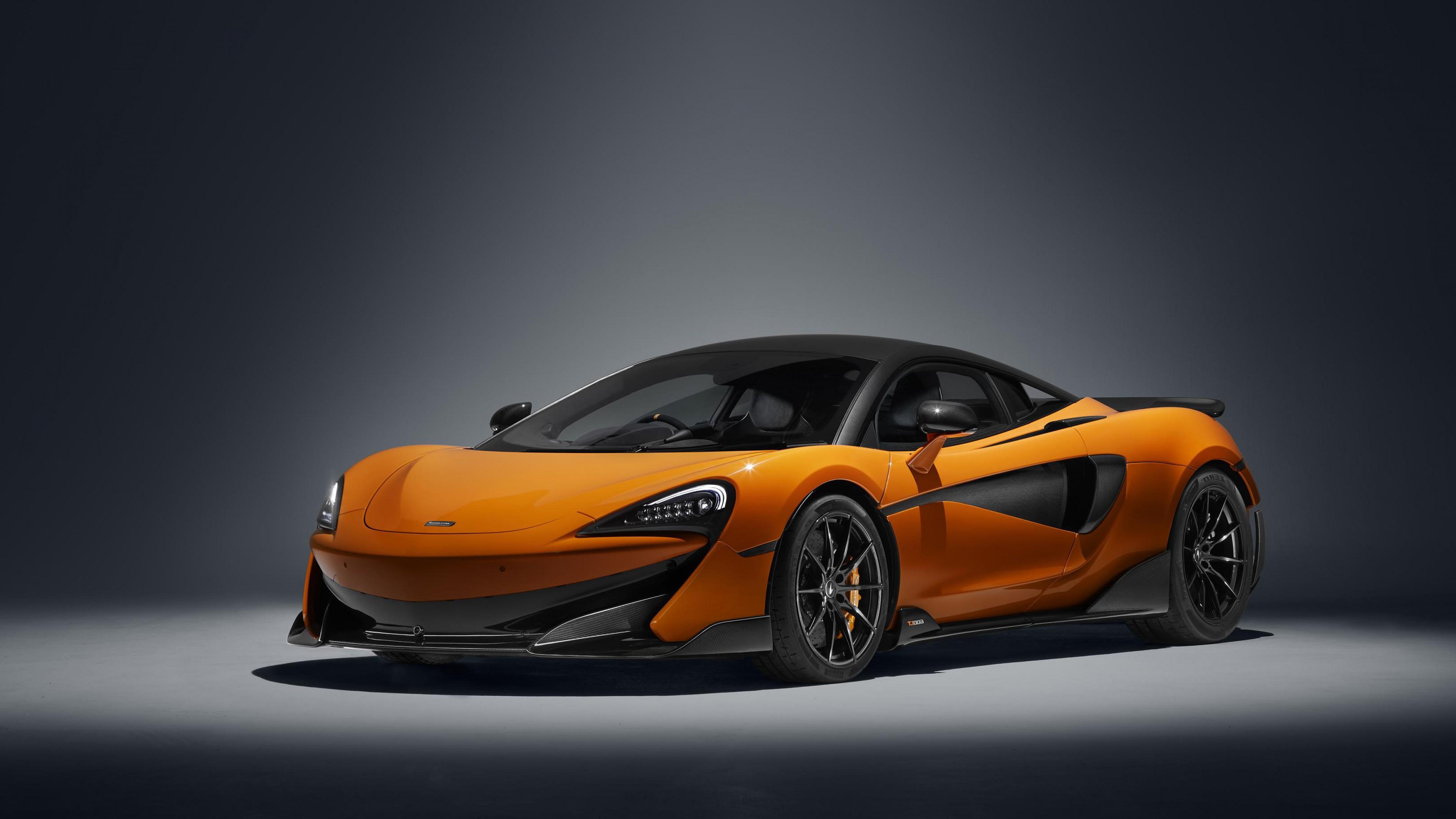2019 Cars: Wallpaper McLaren 600LT, Supercar, 2019 Cars, 4K, Cars