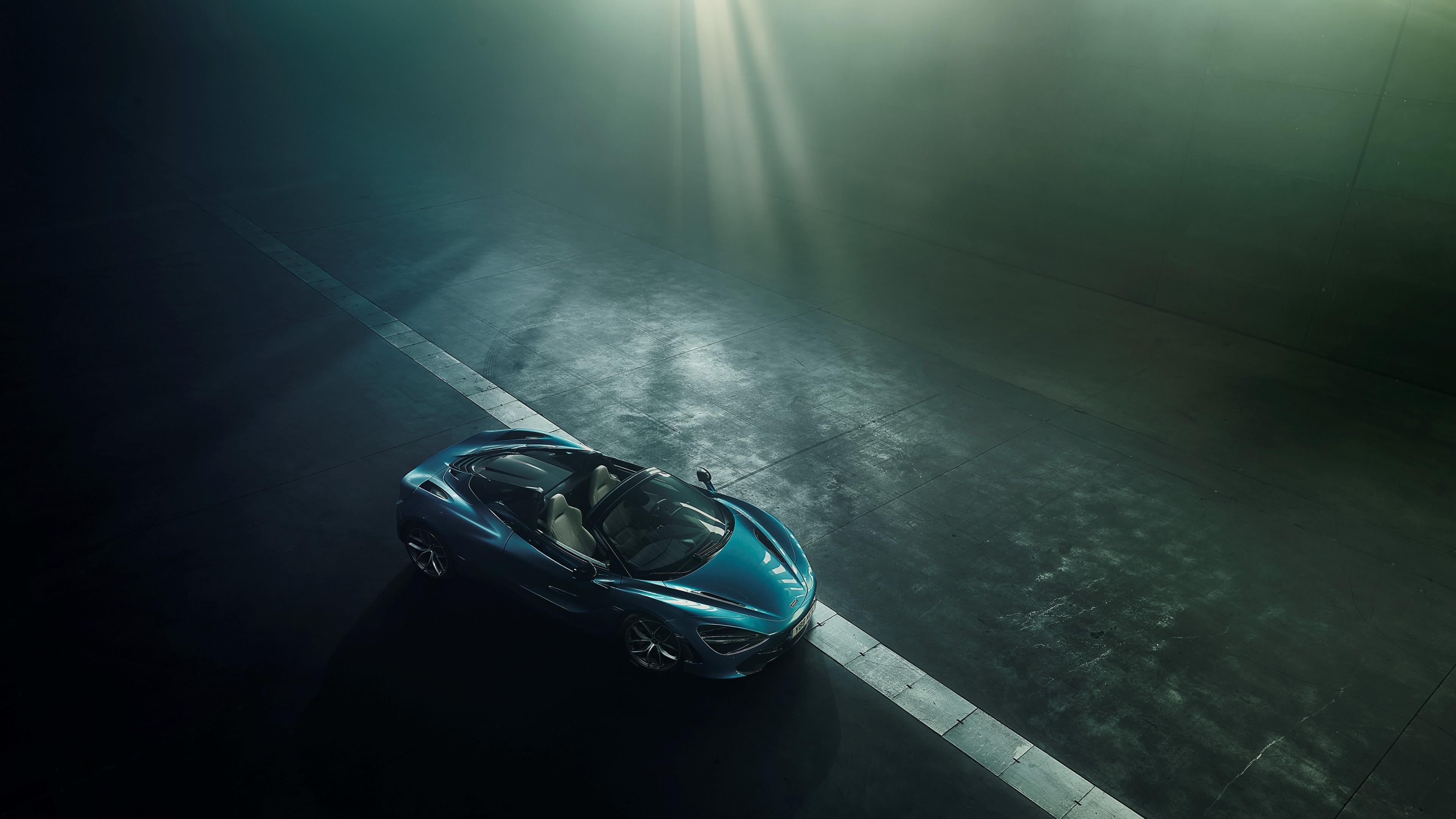 Wallpaper McLaren 720S Spider, supercar, 2019 Cars, 4K ...