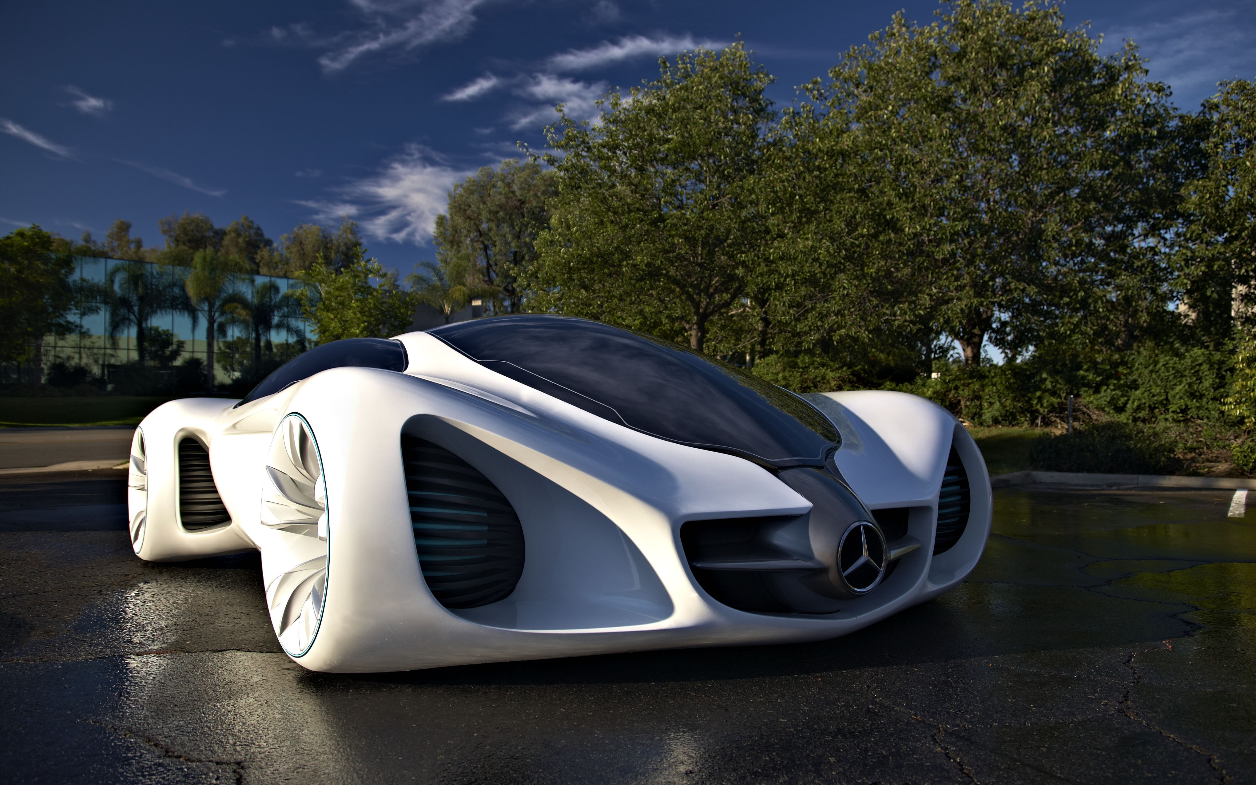 Wallpaper Mercedes Benz Biome Future Cars Cars Amp Bikes 7692