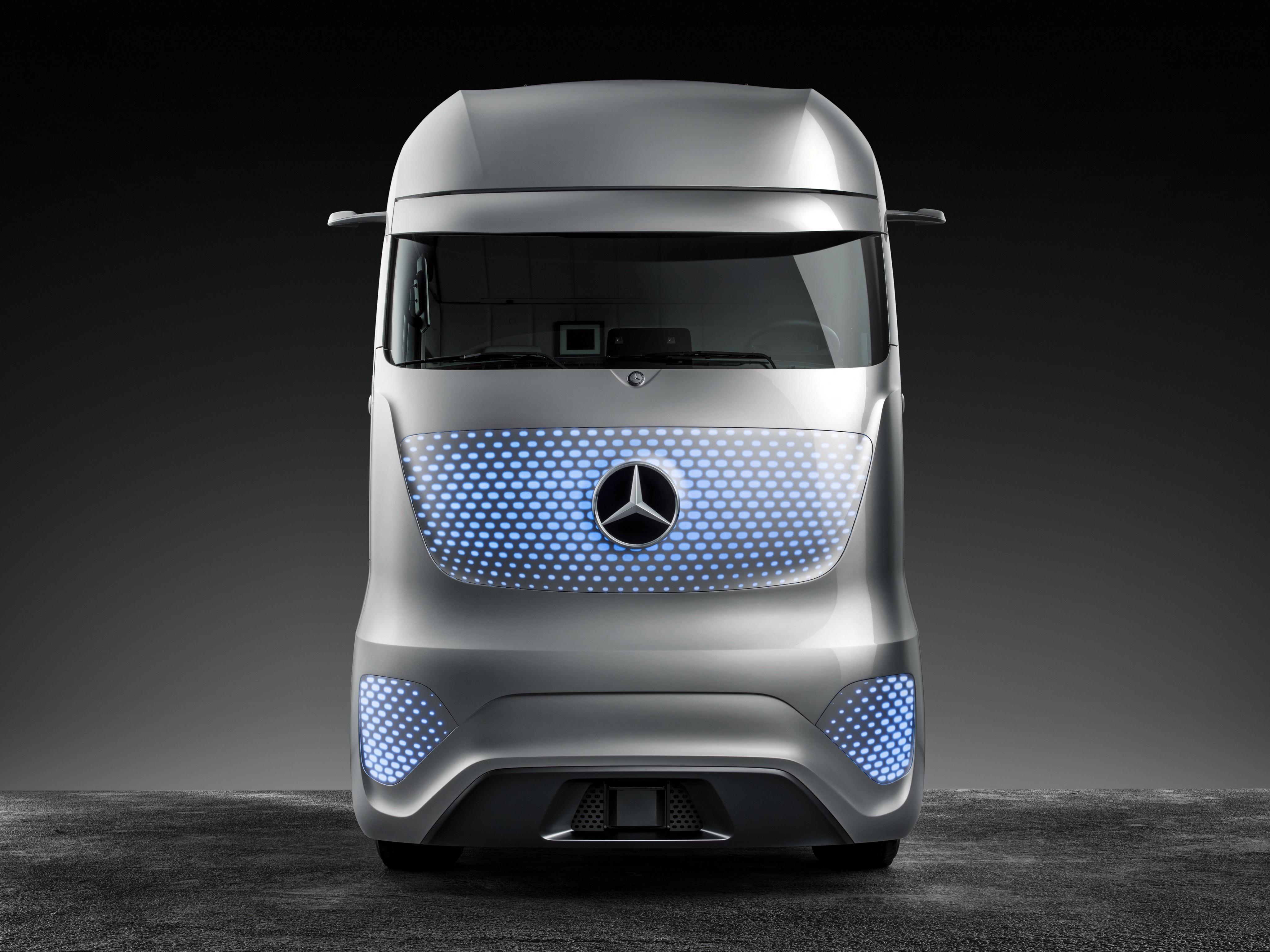 ... Cars & Bikes / Concepts: Mercedes-Benz Future Truck 2025, future cars