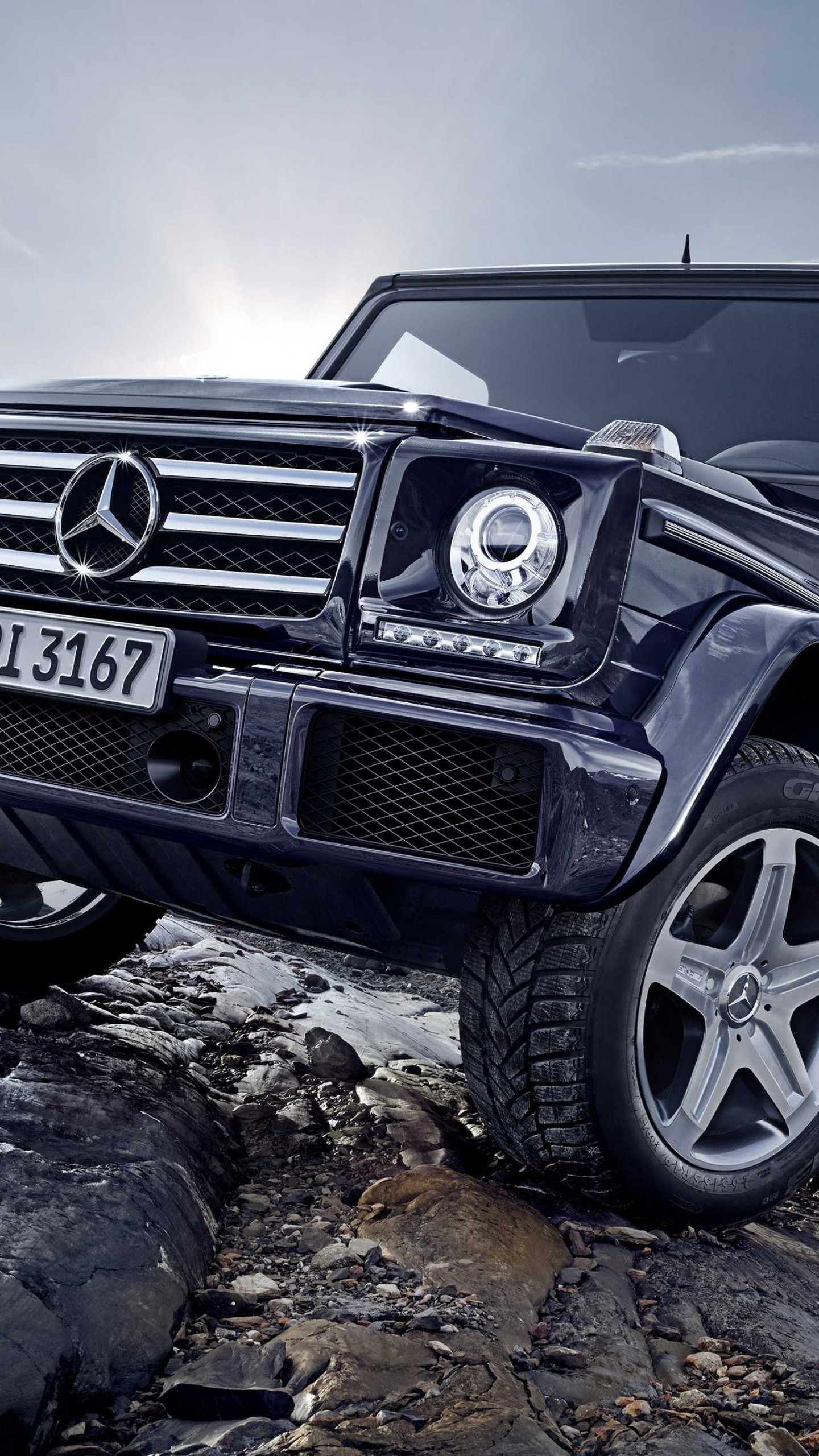 Wallpaper Mercedes Benz G 500 Suv Mercedes G Class Off Road Black Luxury Cars Cars Bikes 7472