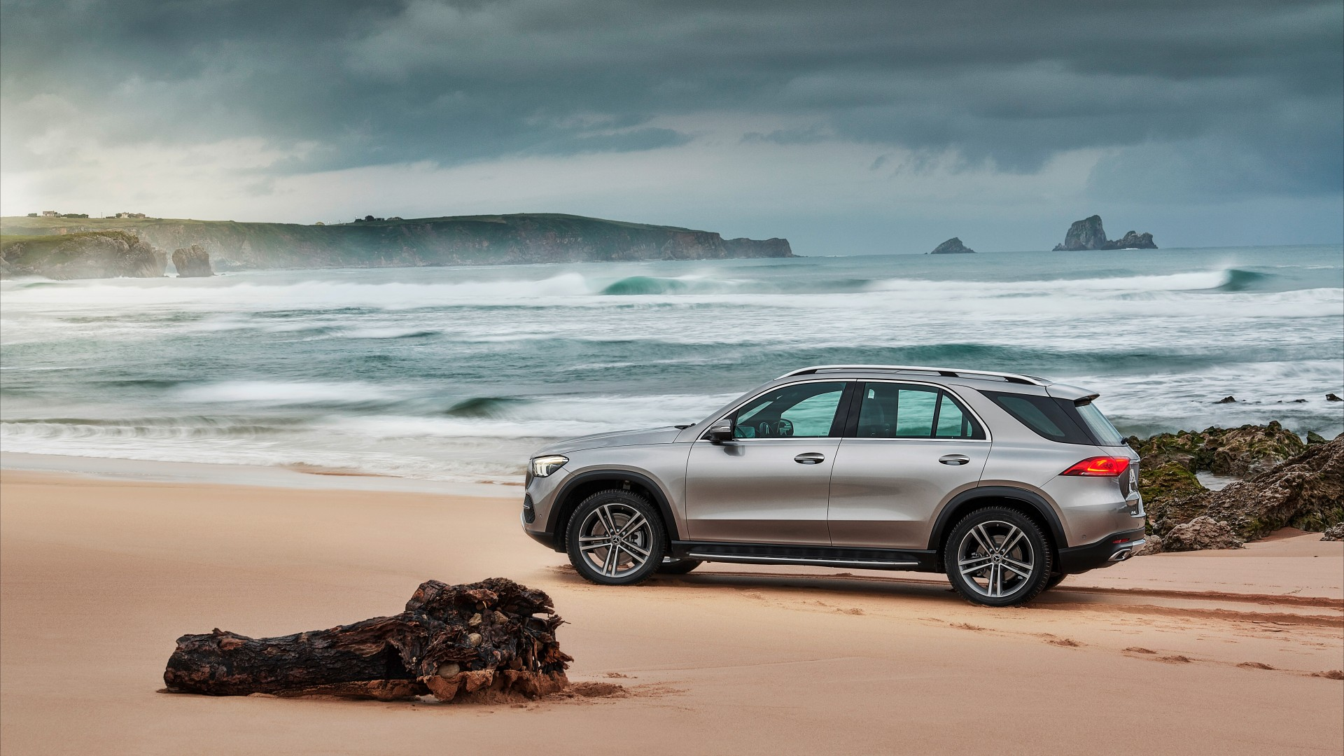 Wallpaper Mercedes-Benz GLE, 2019 Cars, SUV, 8K, Cars ...